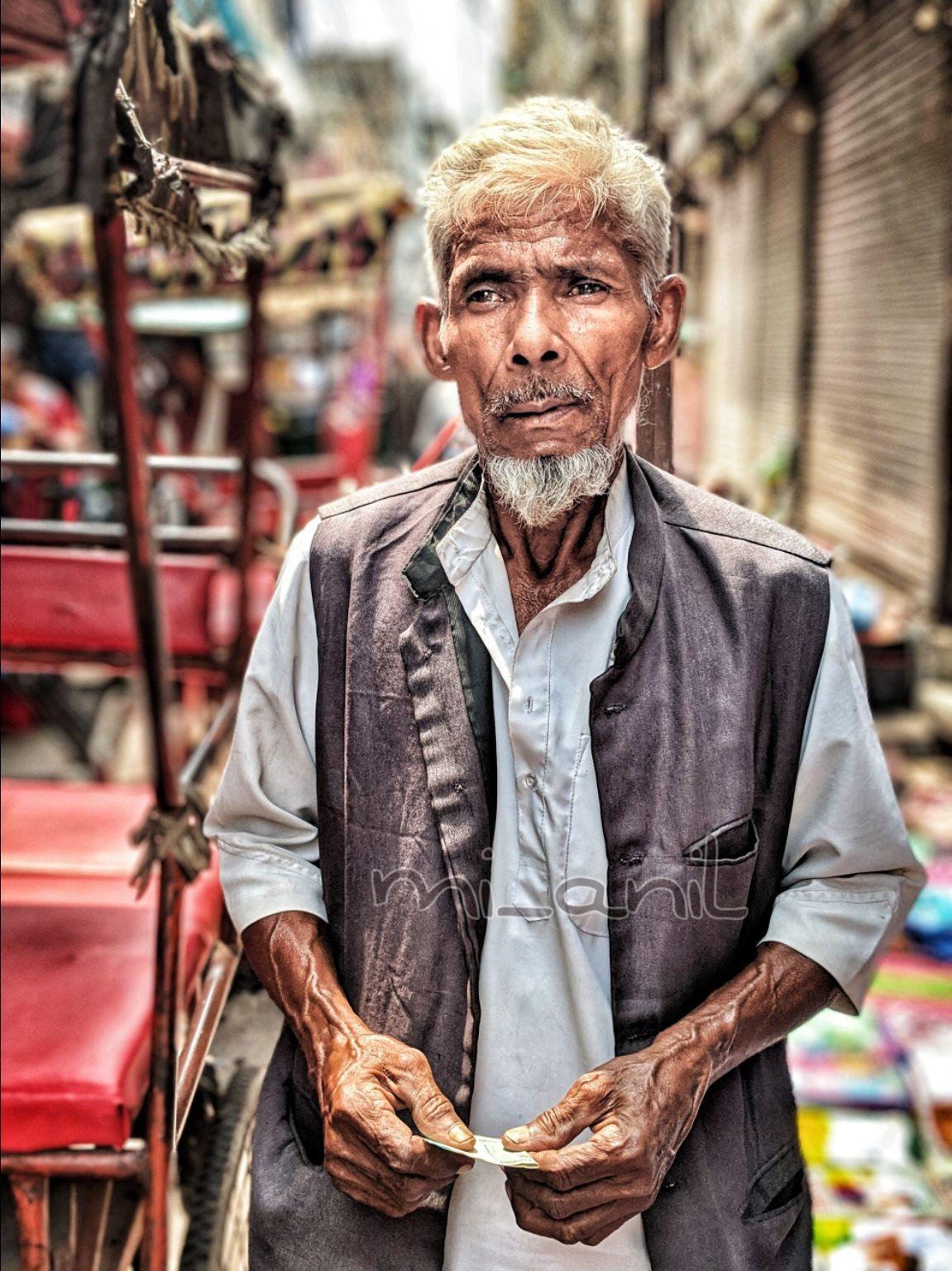 Photo of Chandni Chowk By Anil Dhakane