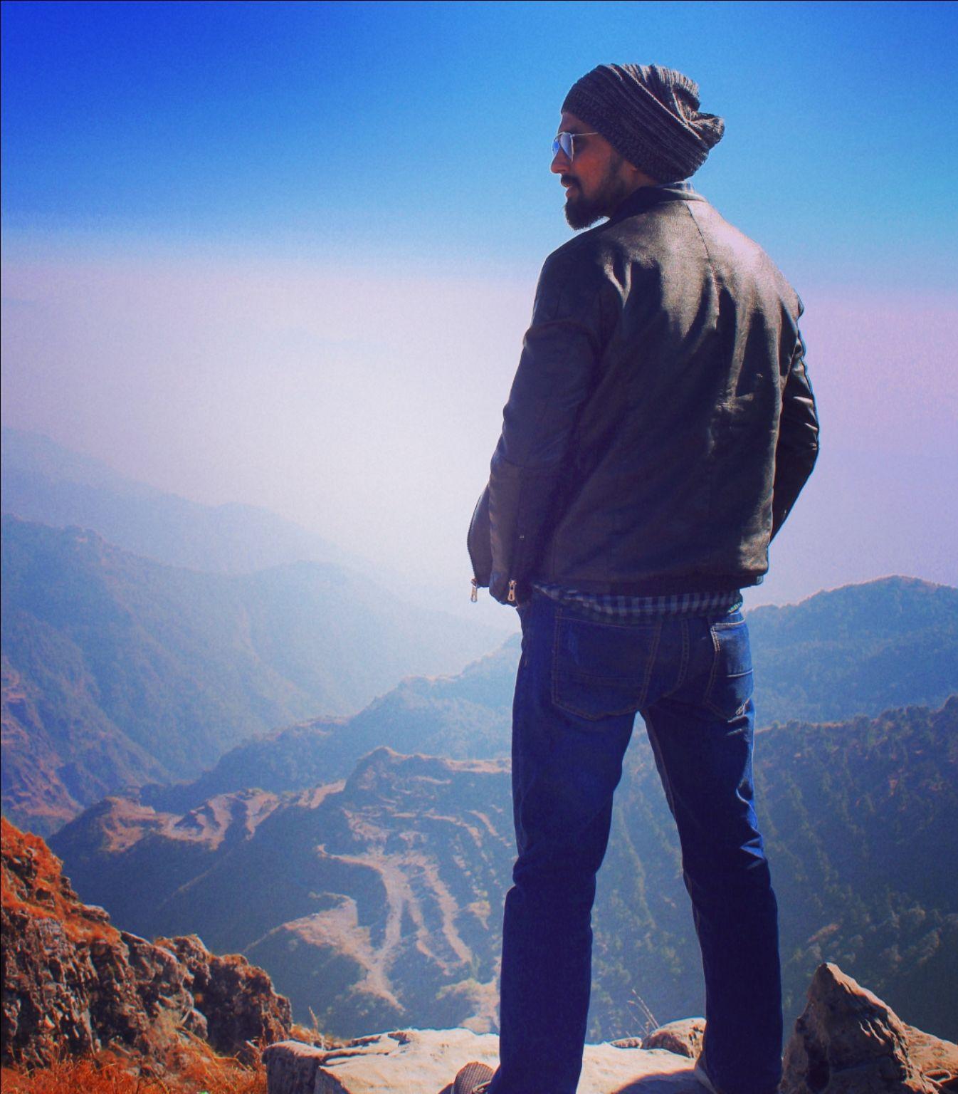 Photo of George Everest Peak By Amit kumar
