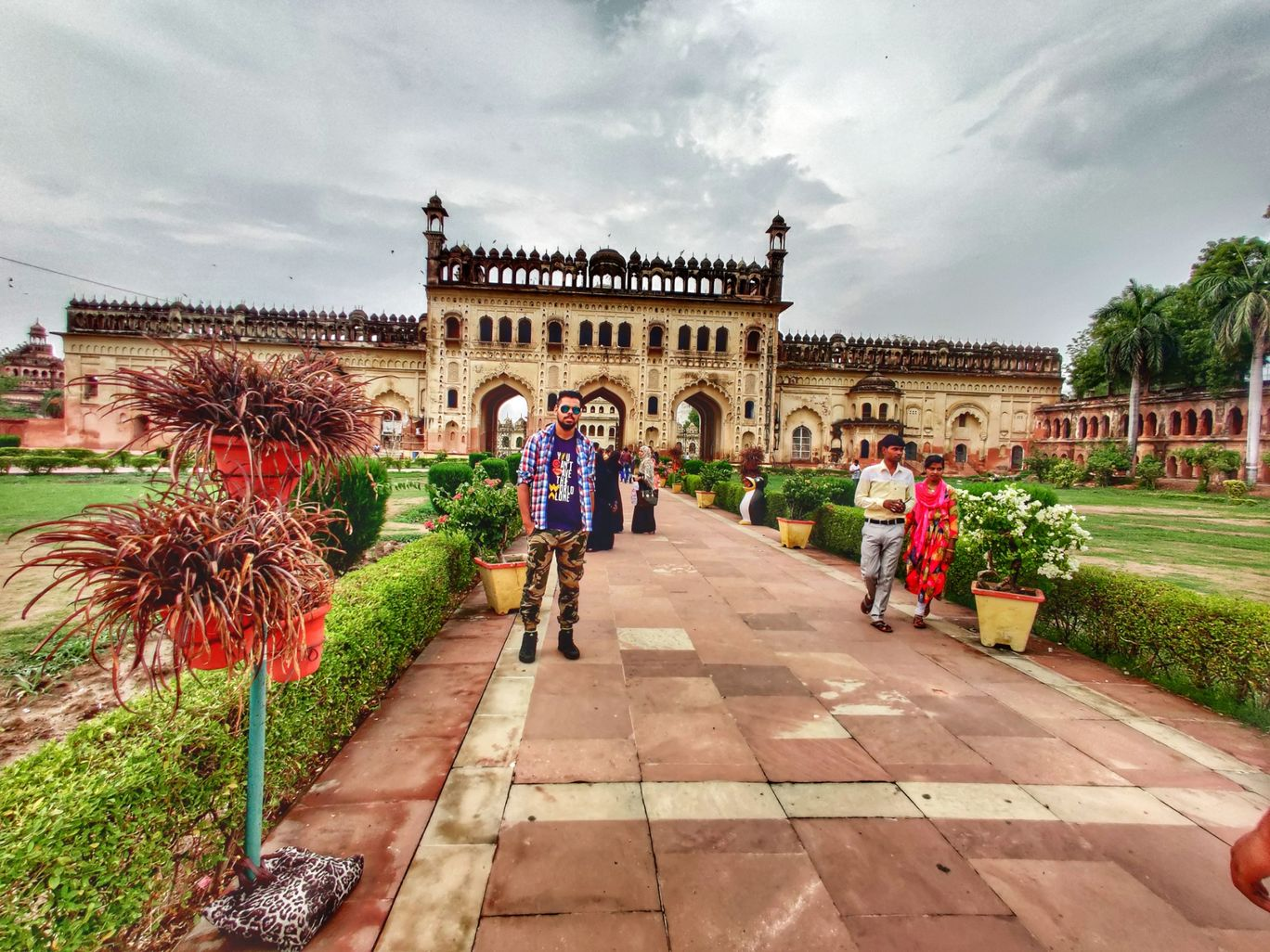 Photo of Bara Imambara By Rahul Joshi