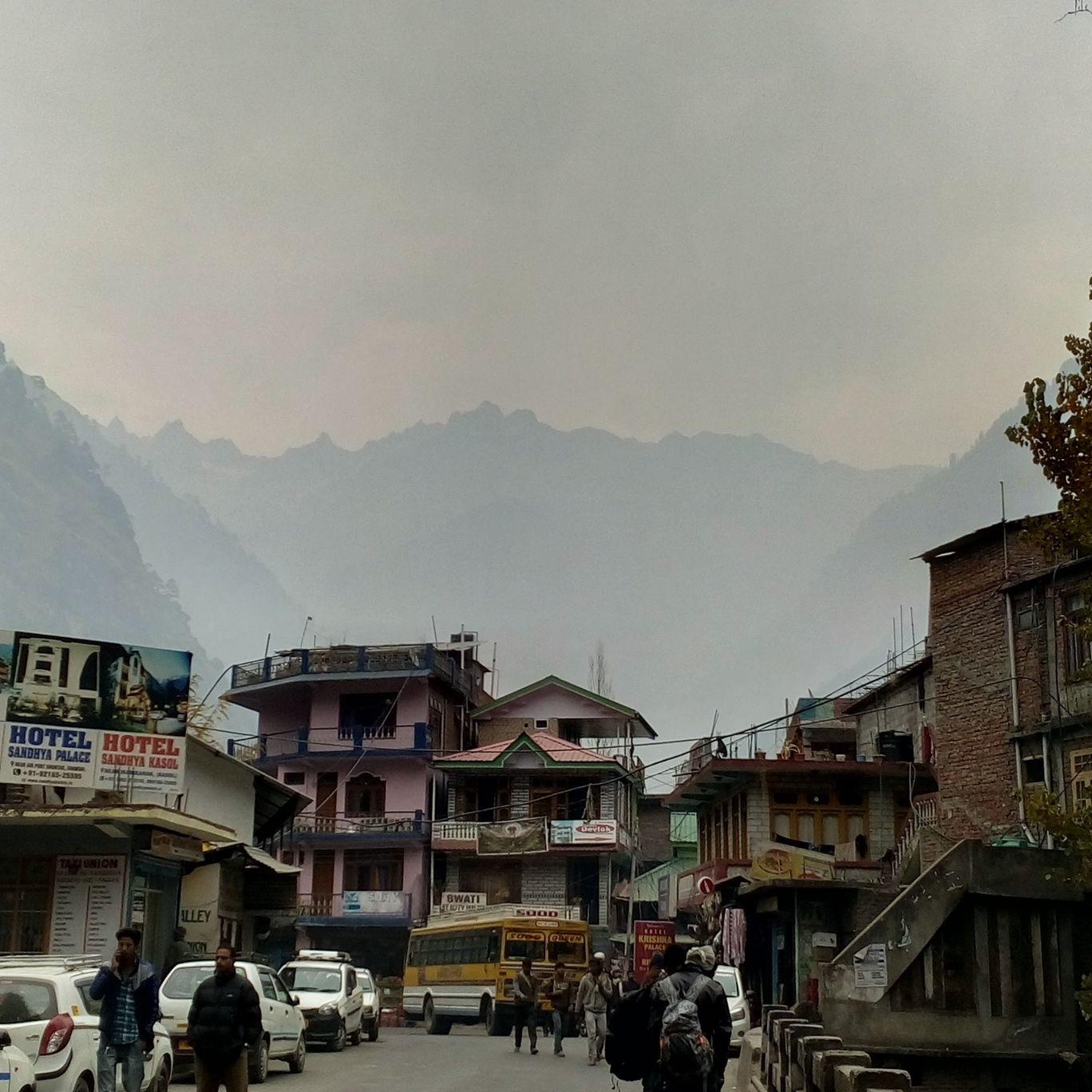 Photo of Parvati Valley By Abhishek Gupta