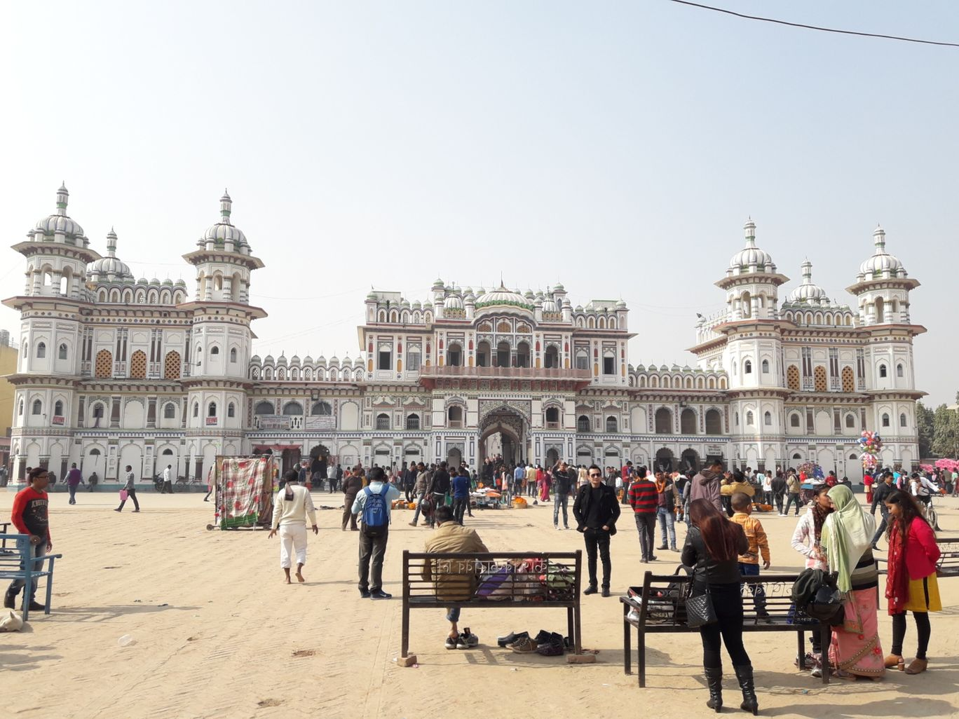 Photo of Janakpur By Sonu Anand