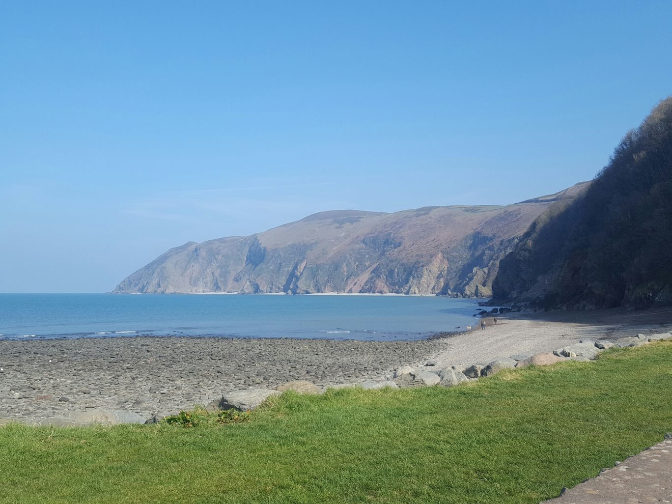 Photo of Lynmouth By lara