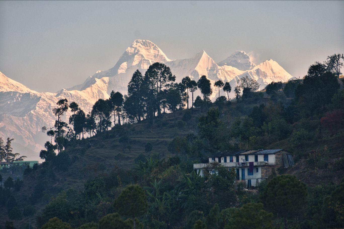 Photo of Bageshwar By Borninhimalayas