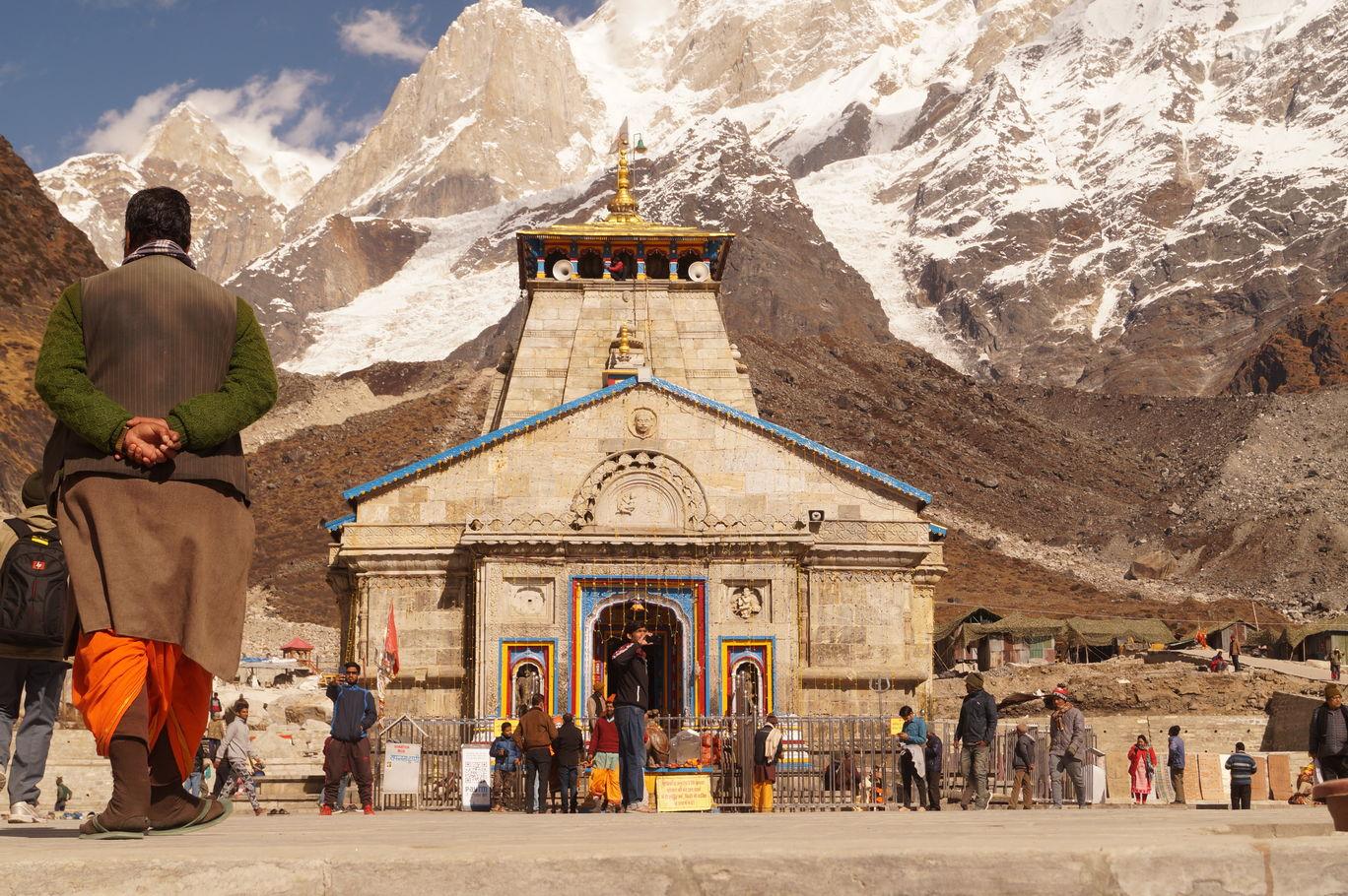 Photo of Kedarnath By Borninhimalayas