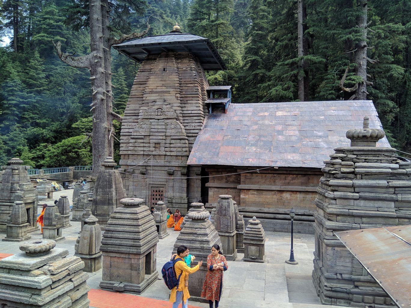 Photo of Jageshwar Dham By Borninhimalayas