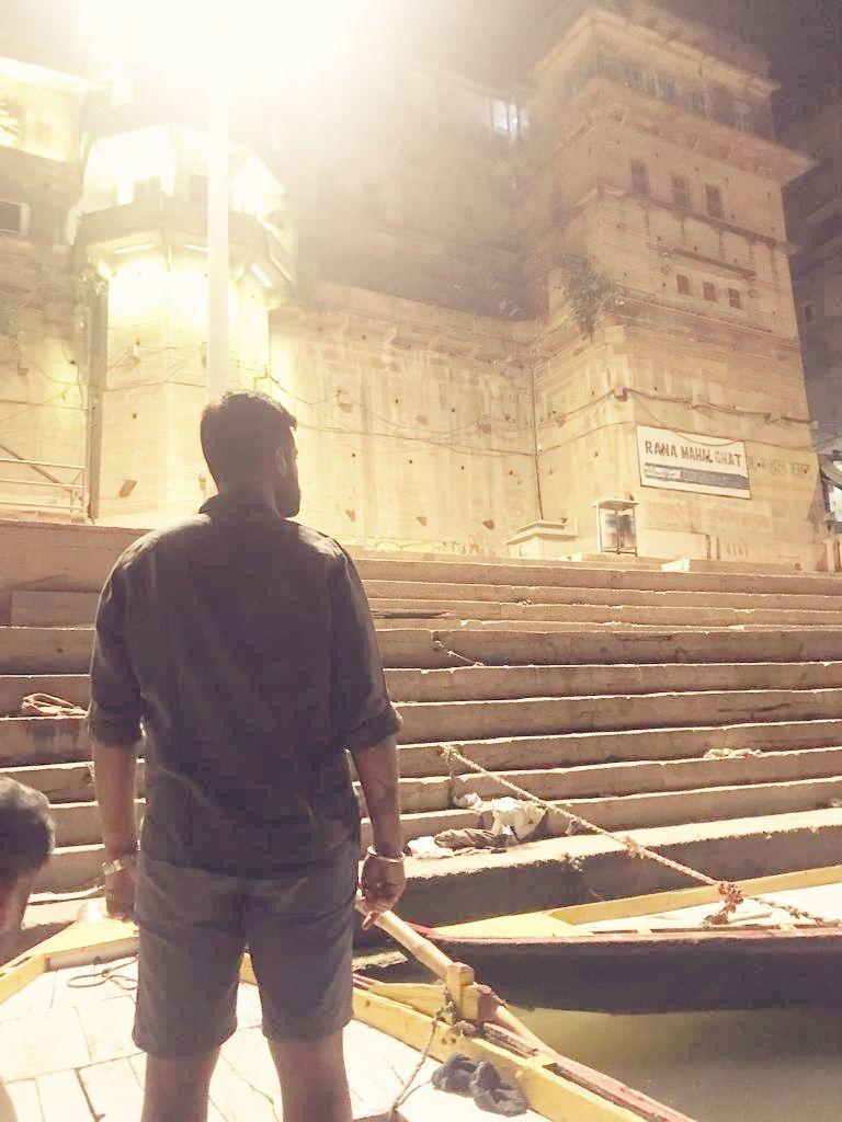 Photo of Varanasi By Rahul