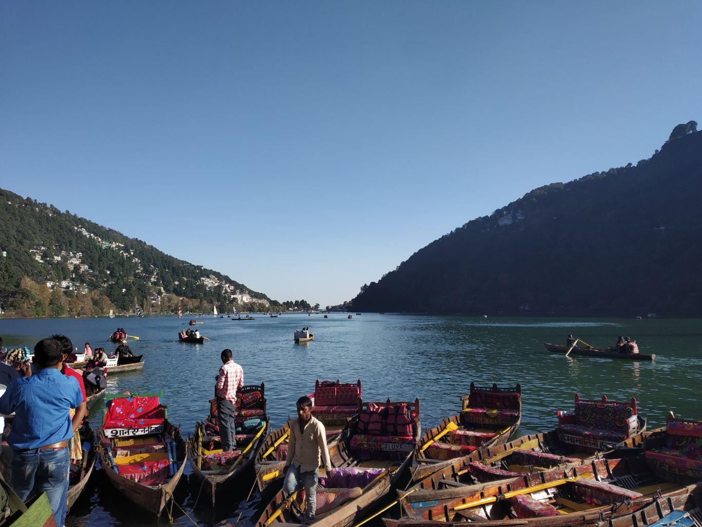 Photo of Nainital Lake By Shourav Kumar Singh