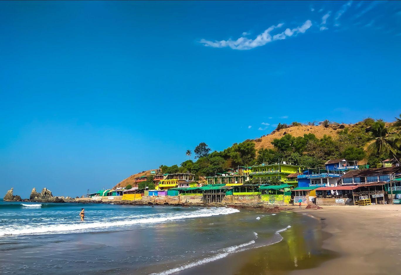 Photo of Arambol Beach By Pritam Sharma