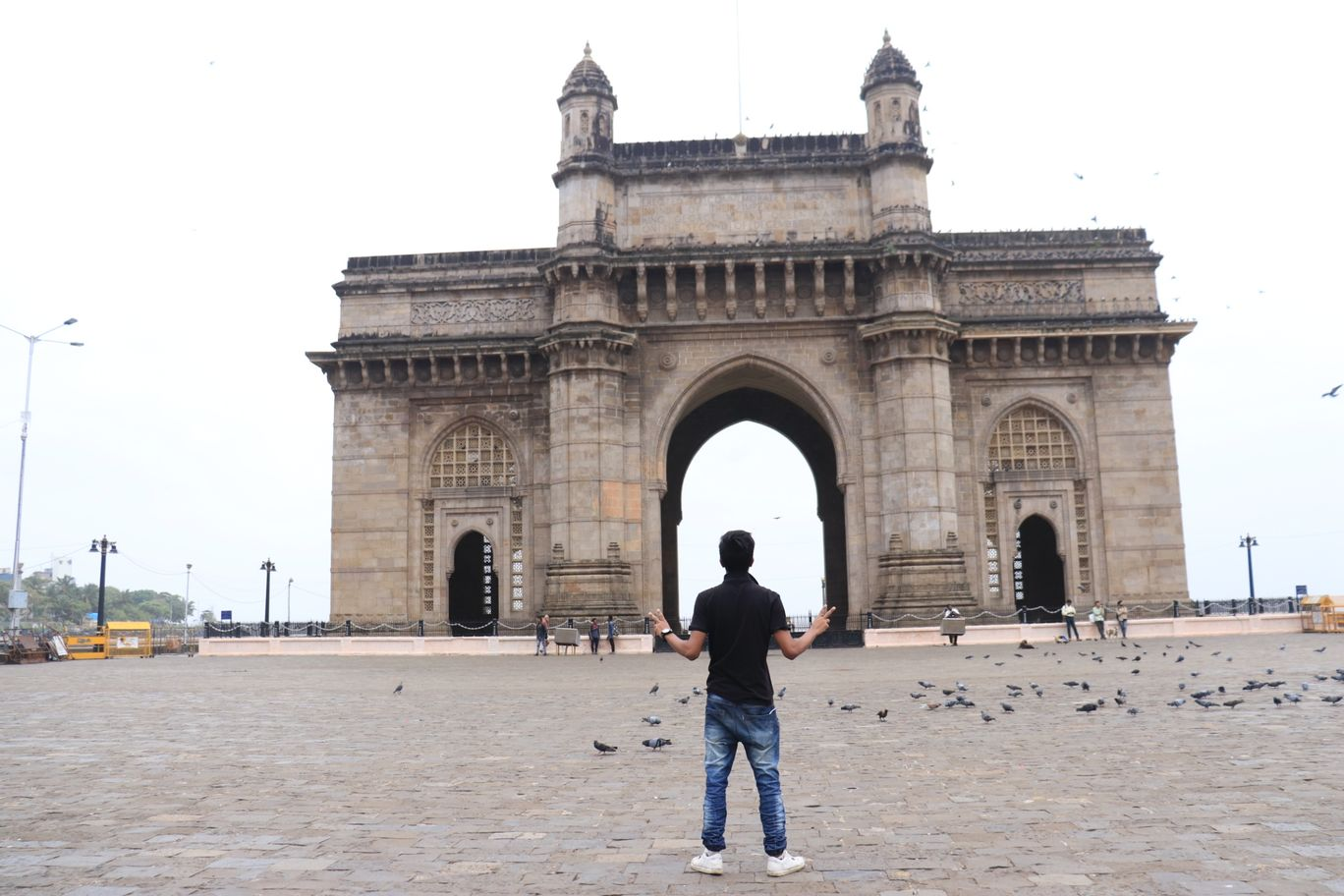 Photo of Gateway Of India Mumbai By pranav lashkan