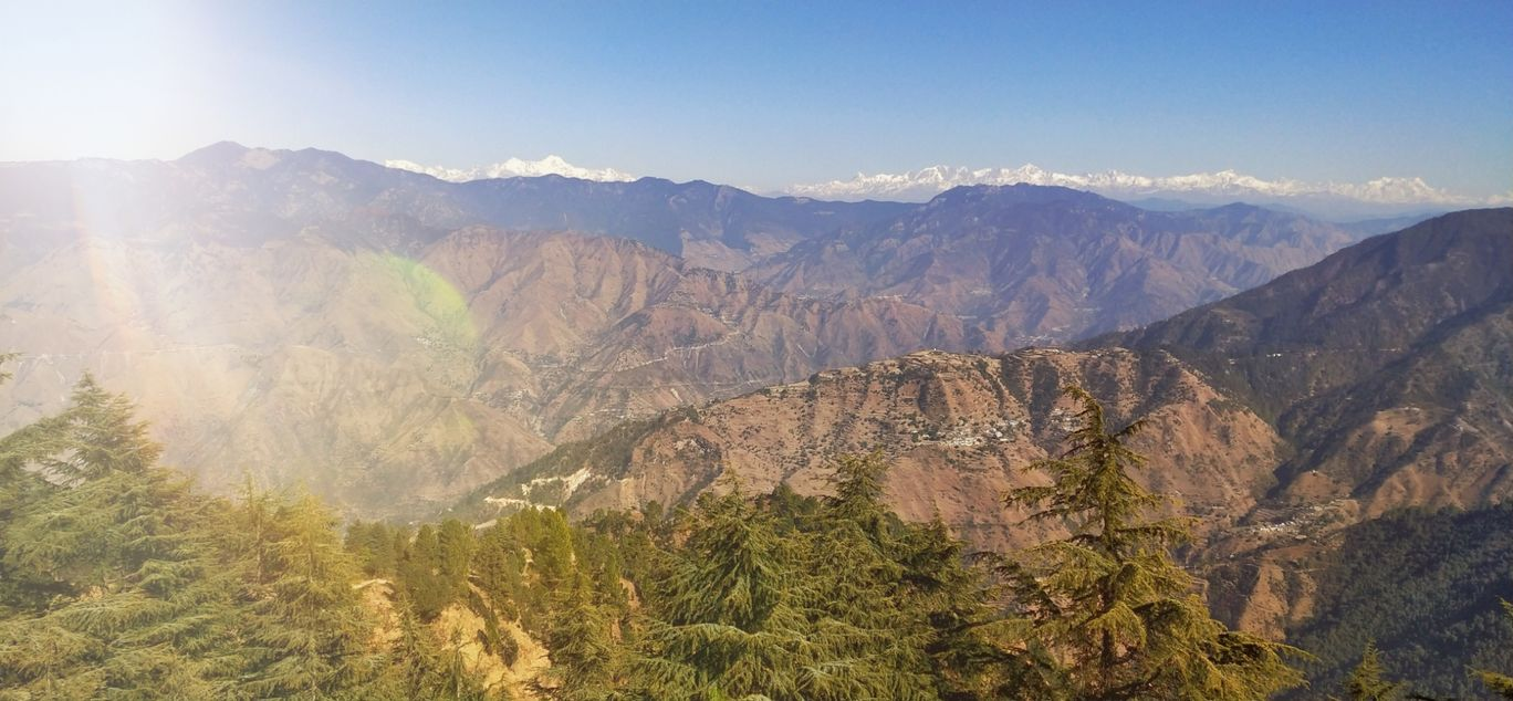 Photo of Lal Tibba View Point By siku