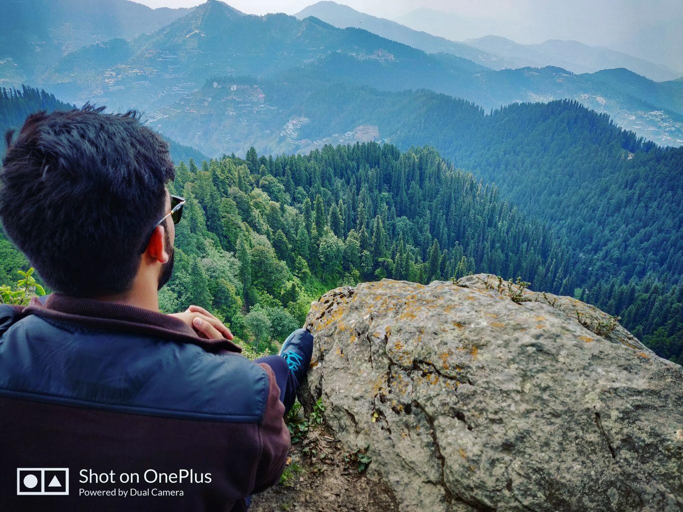 Photo of Hatu Peak By shubh shukla