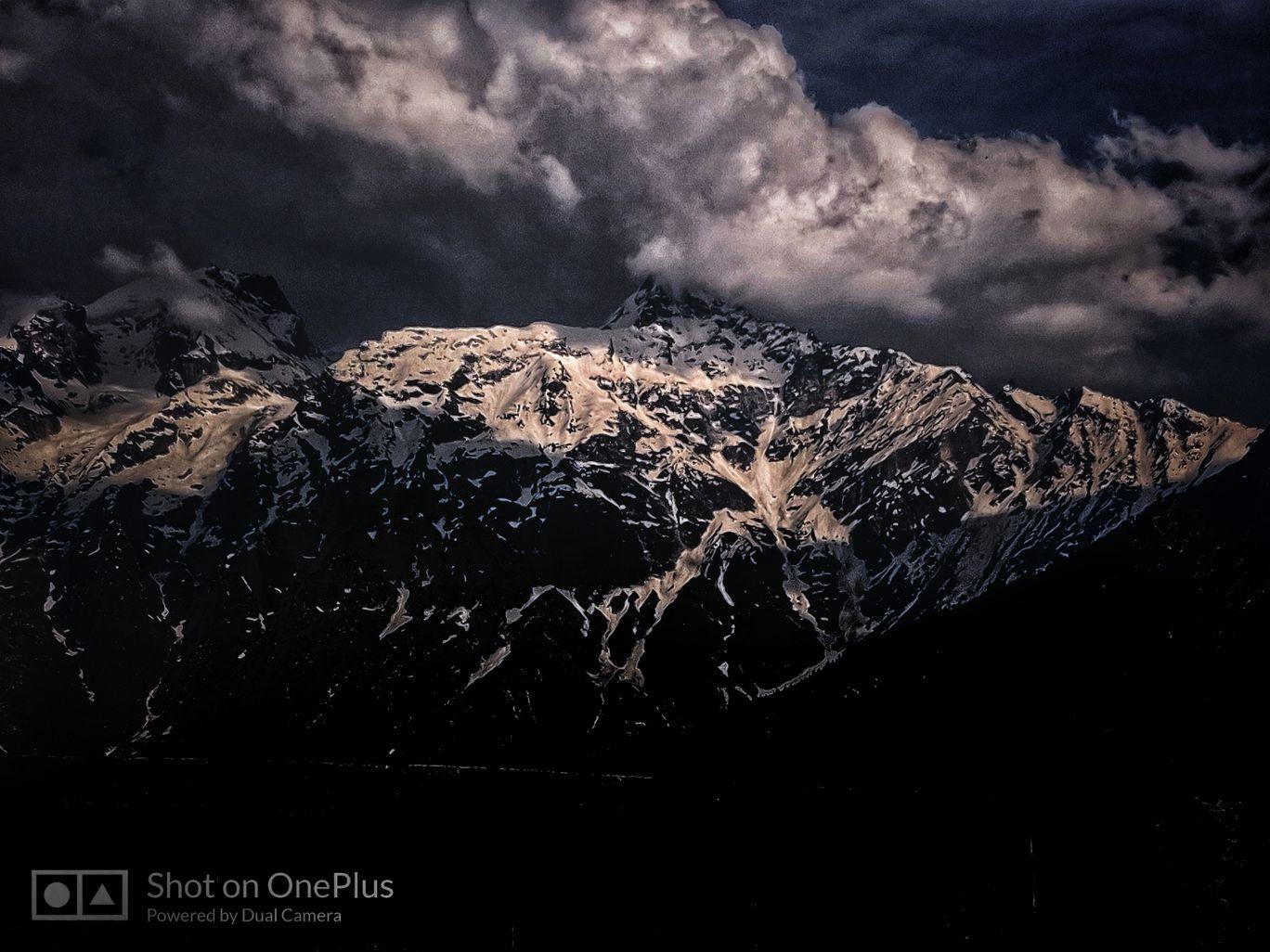 Photo of Himalayas By shubh shukla