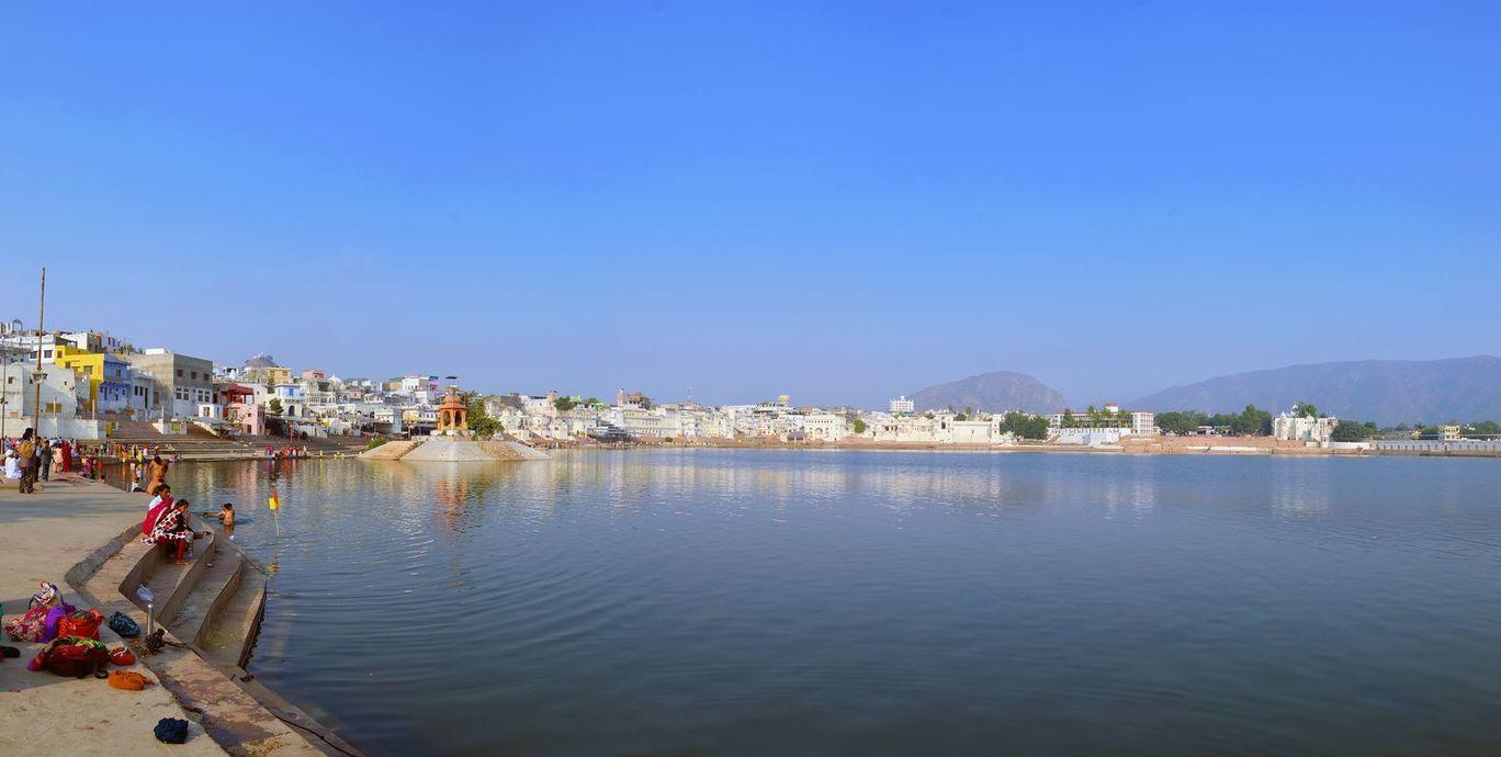 Photo of Pushkar By Natwar Lal Bhargawa