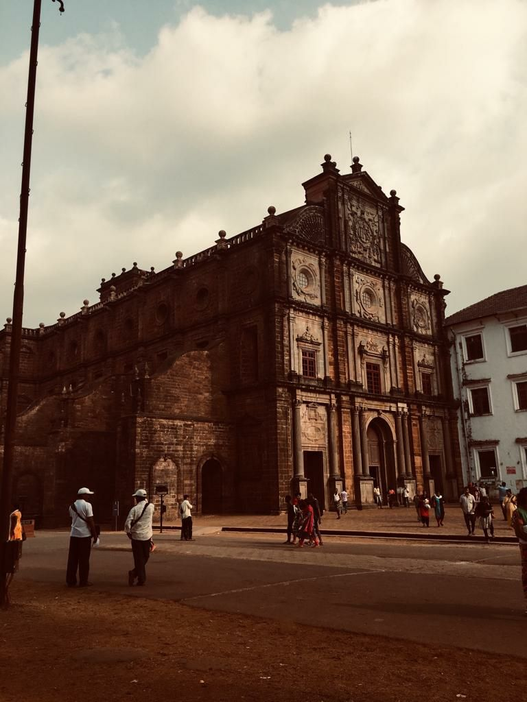 Photo of Basilica of Bom Jesus By bharath Pandra
