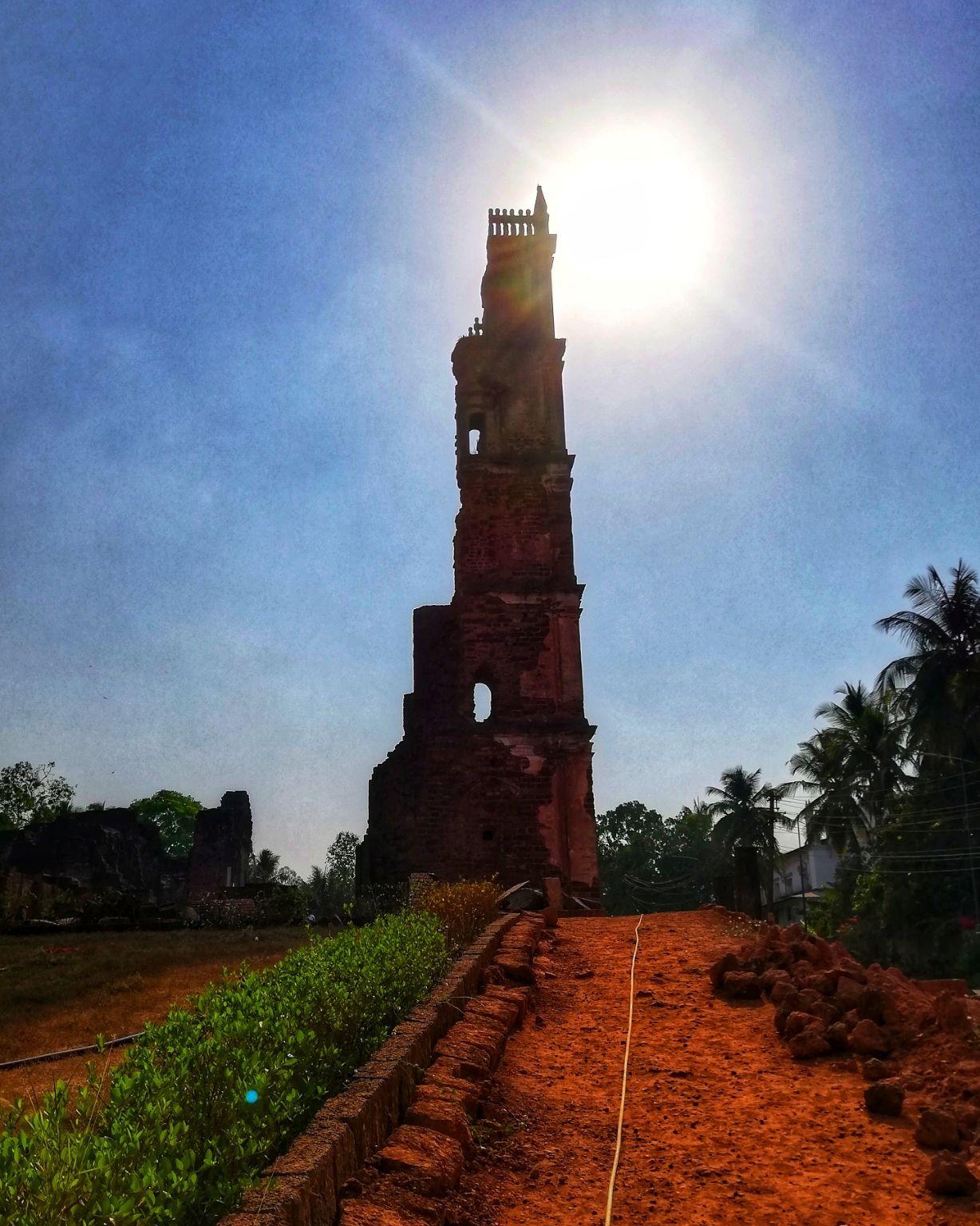 Photo of St. Augustine Tower By Alen Mariyam Thomas