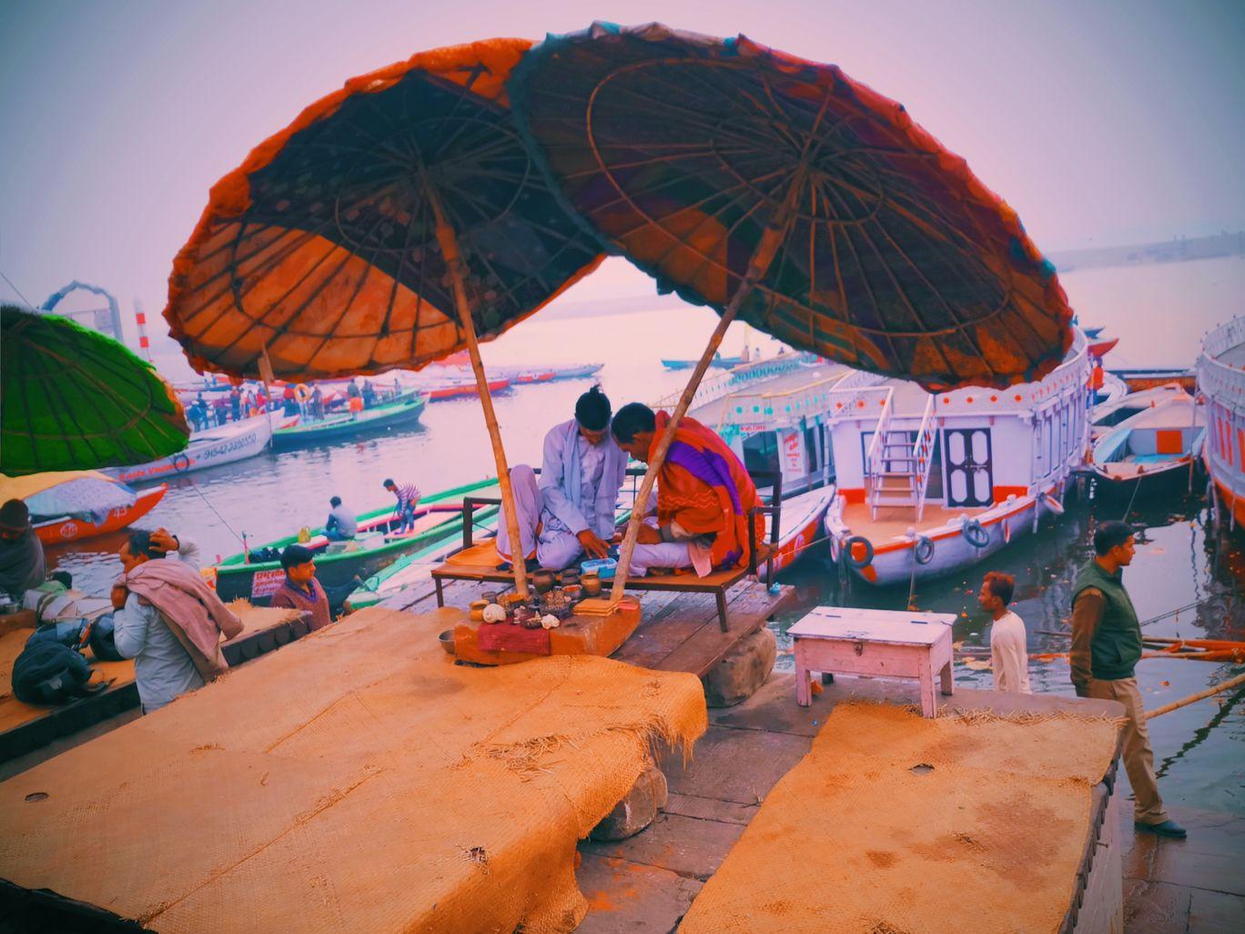 Photo of Dashashwamedh Ghat By ECSTATIC FAKIRA