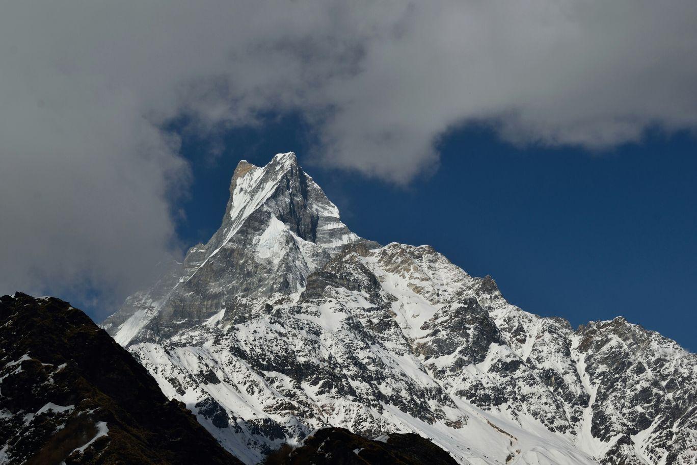 Photo of Mardi Himal Base Camp By Alexander Aashiesh