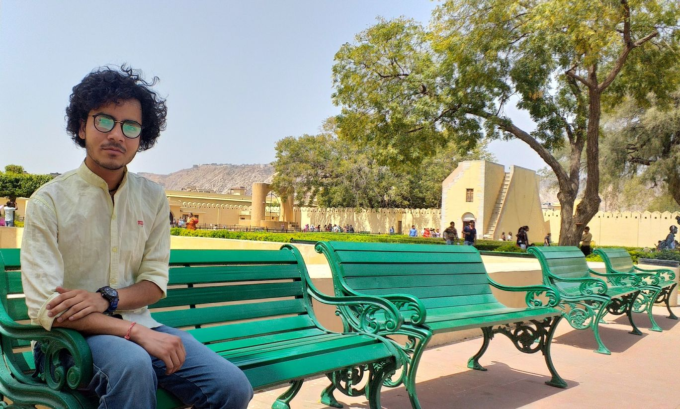 Photo of Jaipur By IG-@devendraghunawatyoga