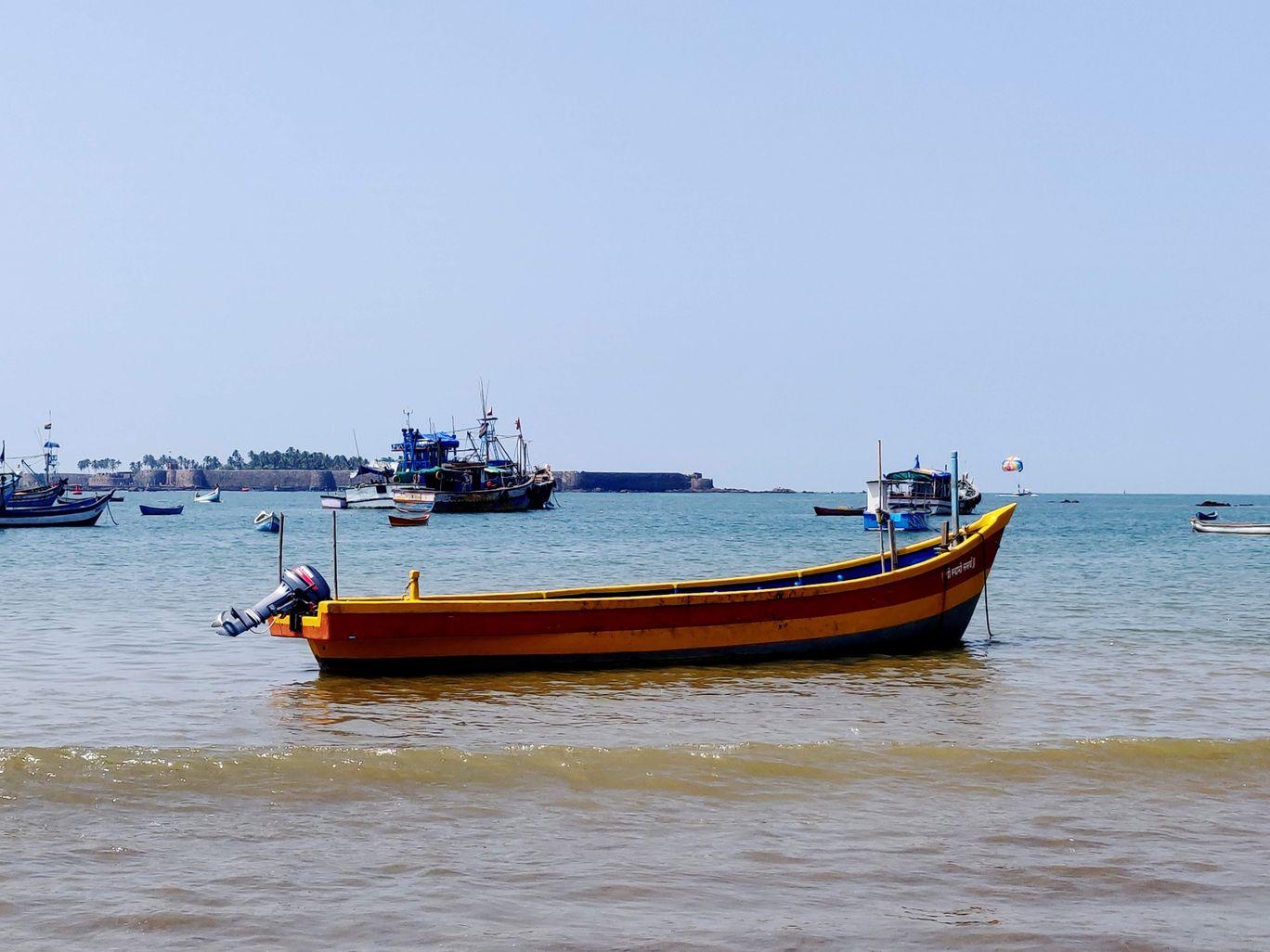 Photo of Malvan Beach By Mithuleswar Reddy