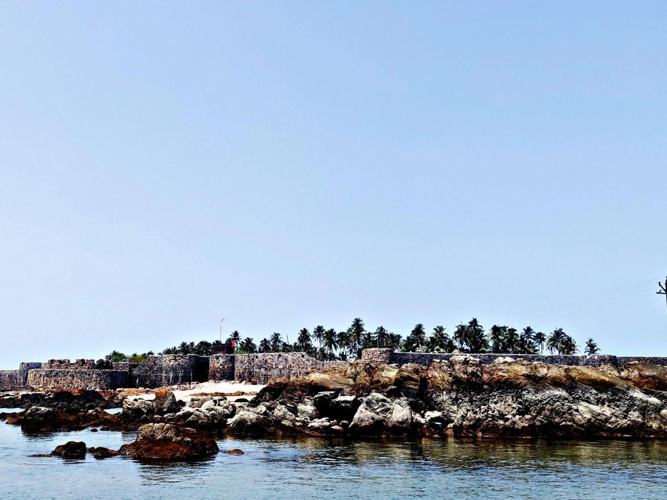 Photo of Sindhudurg Fort By Mithuleswar Reddy