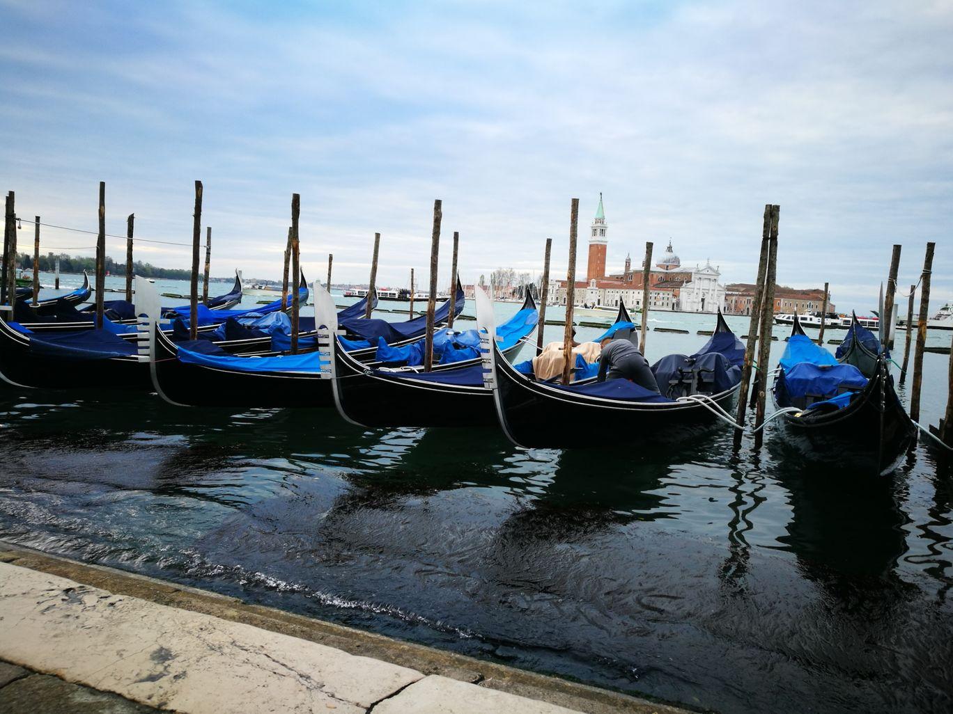 Photo of Venice By Zlatina Karshanova