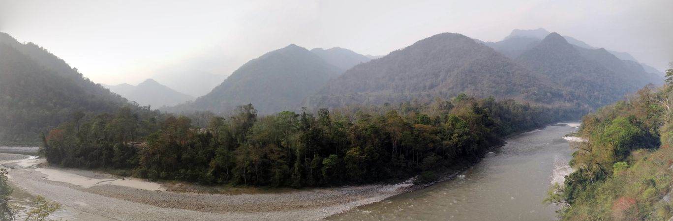 Photo of Manas National Park By Arupjyoti Das