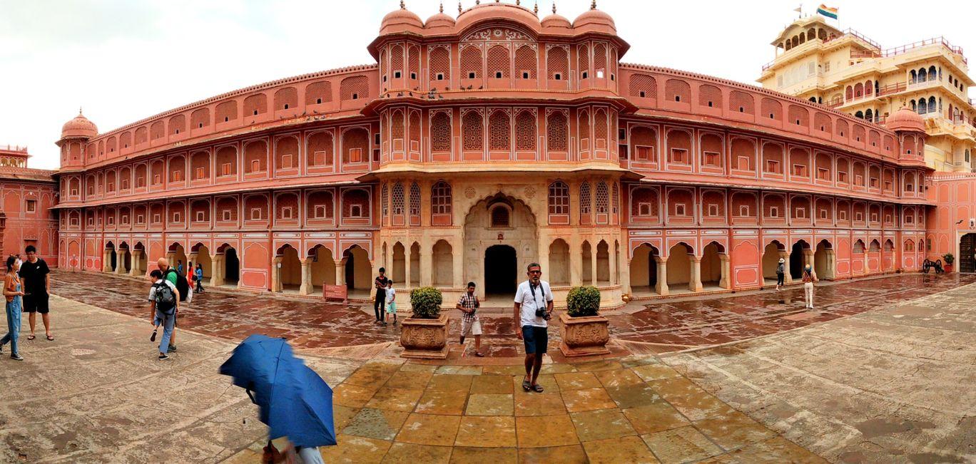 Photo of Jaipur By Bharathraj Bekal
