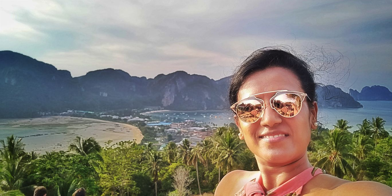 Photo of Phi Phi viewpoint By Mili Bansode
