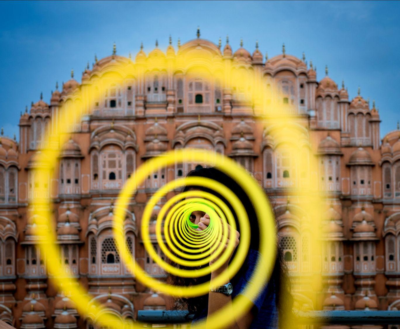 Photo of Hawa Mahal - Palace of Wind By Aarti Vijay Photography