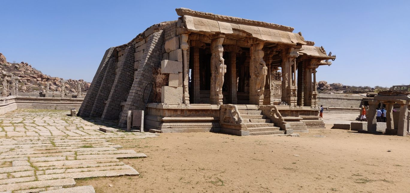 Photo of Hampi By Anup Raj