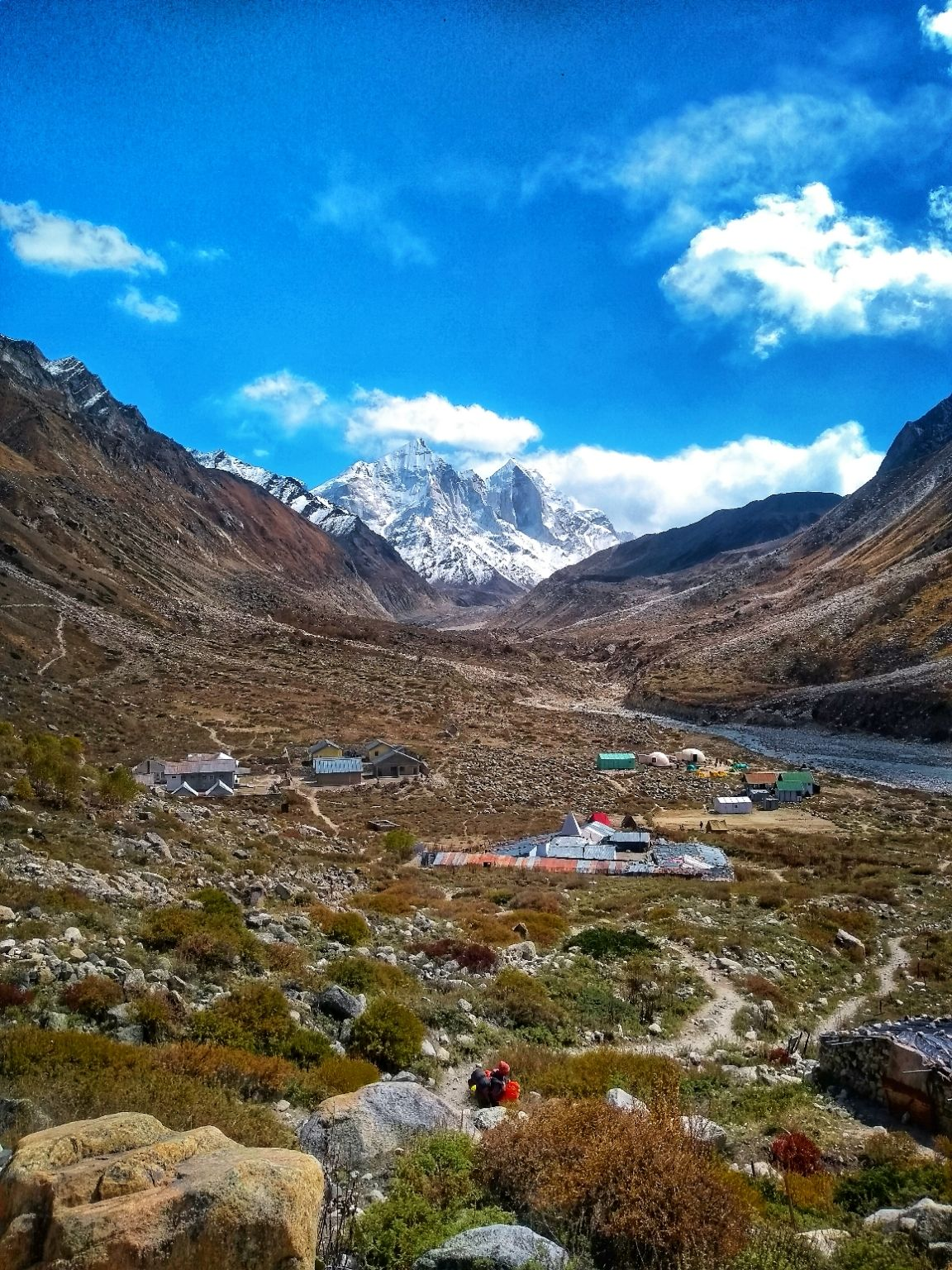 Photo of Gangotri Glacier By Beenu Kukreti