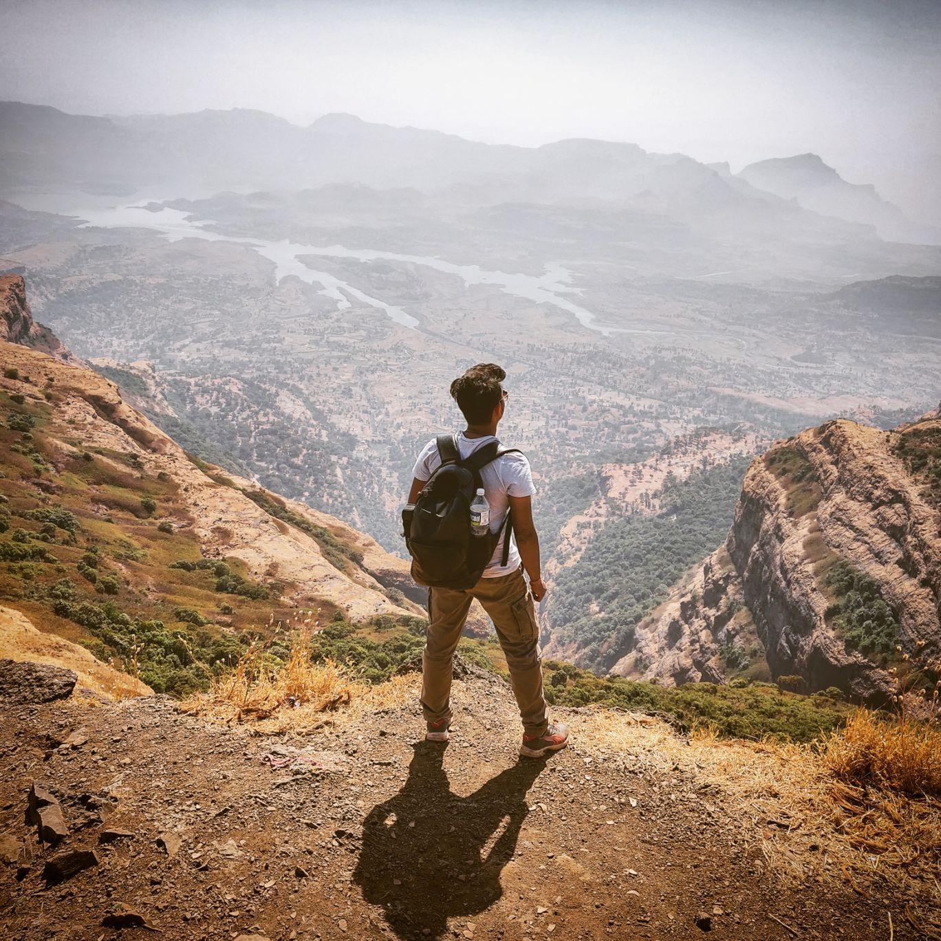 Photo of kalsubai Treking And Camping By Eeshan Sharma