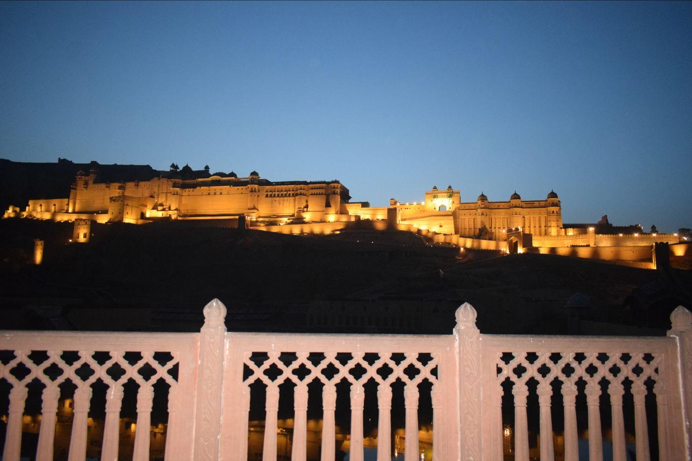 Photo of Amer Fort By RAVINDRA PATWA