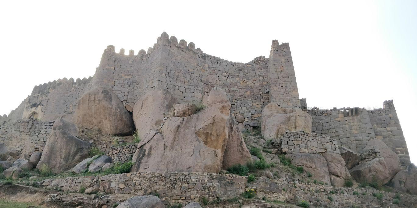 Photo of Golconda Fort By Chandu kumar Ravipudi