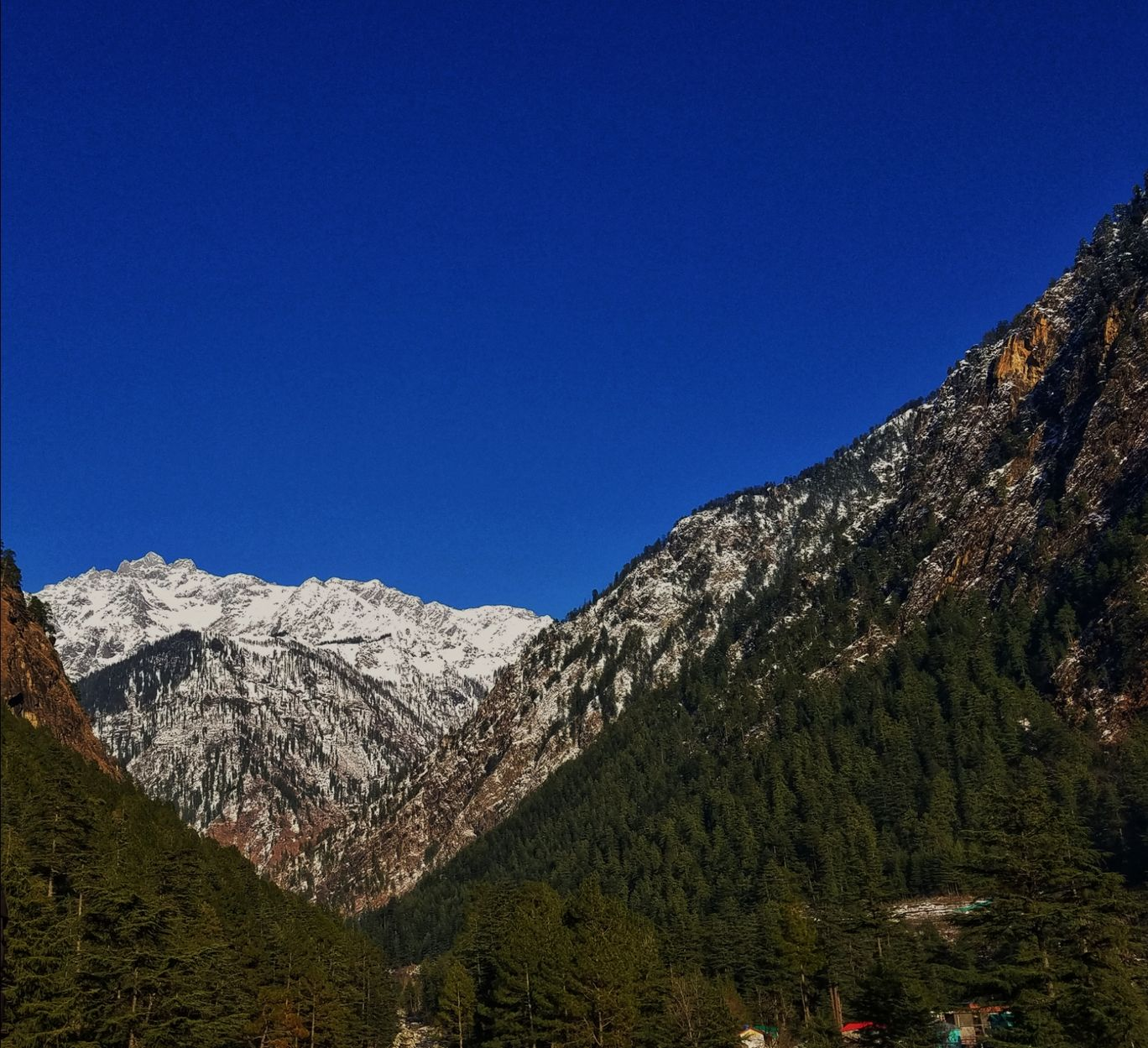 Photo of Parvati Valley By Rajat Singh Sapehya