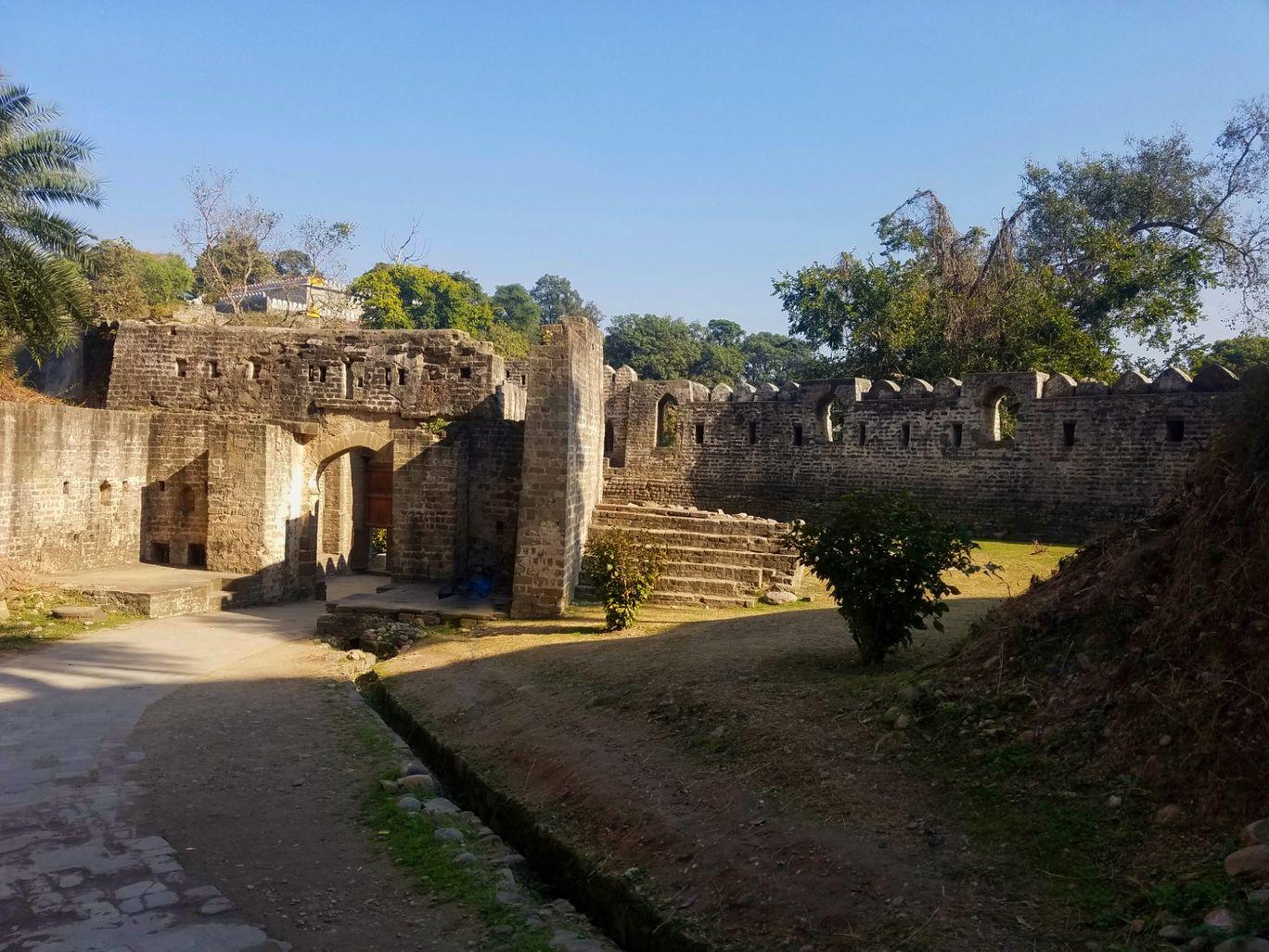 Photo of Kangra Fort By Rajat Singh Sapehya