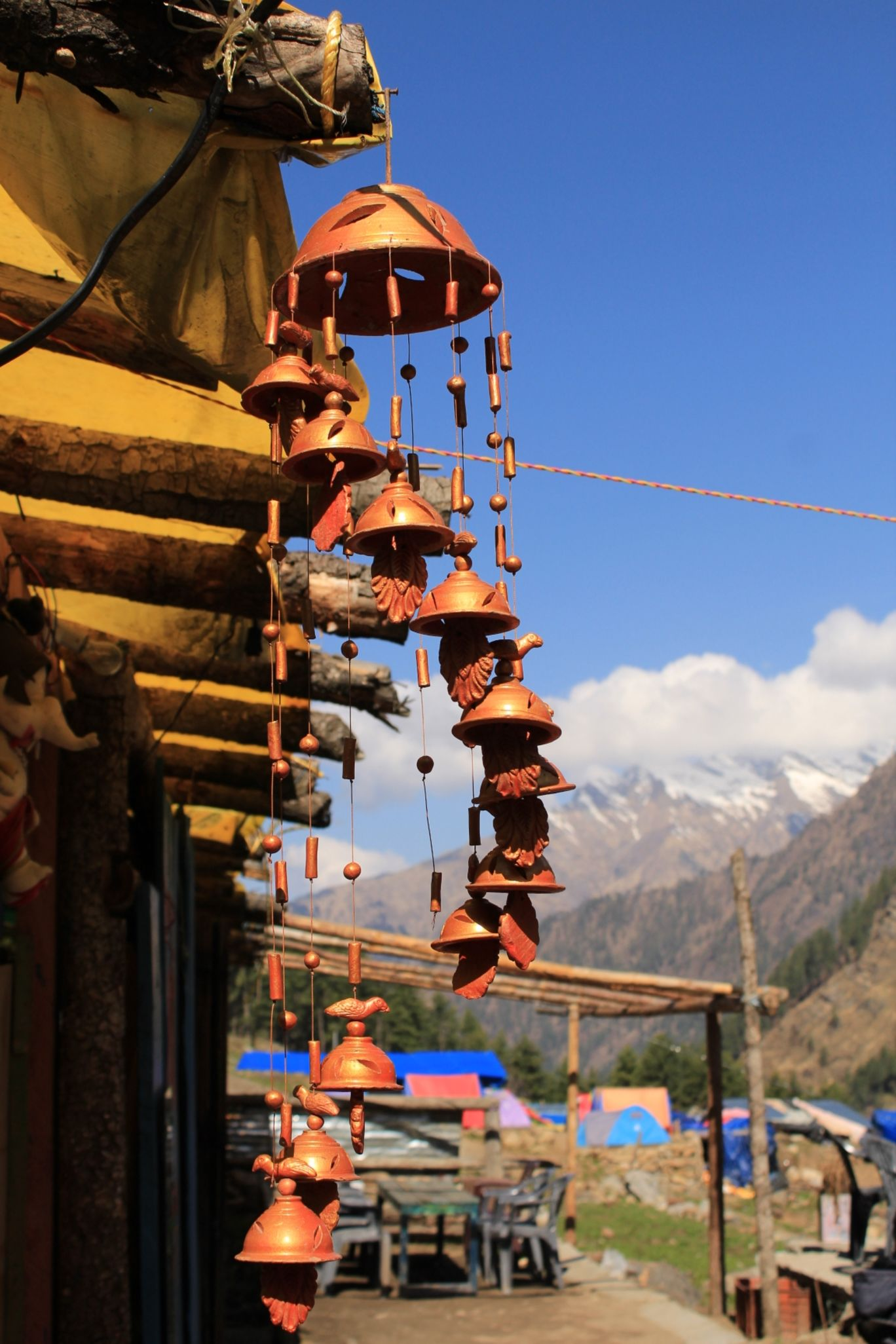 Photo of BholeNath Temple Kheer Ganga By Neelanshu Sharma