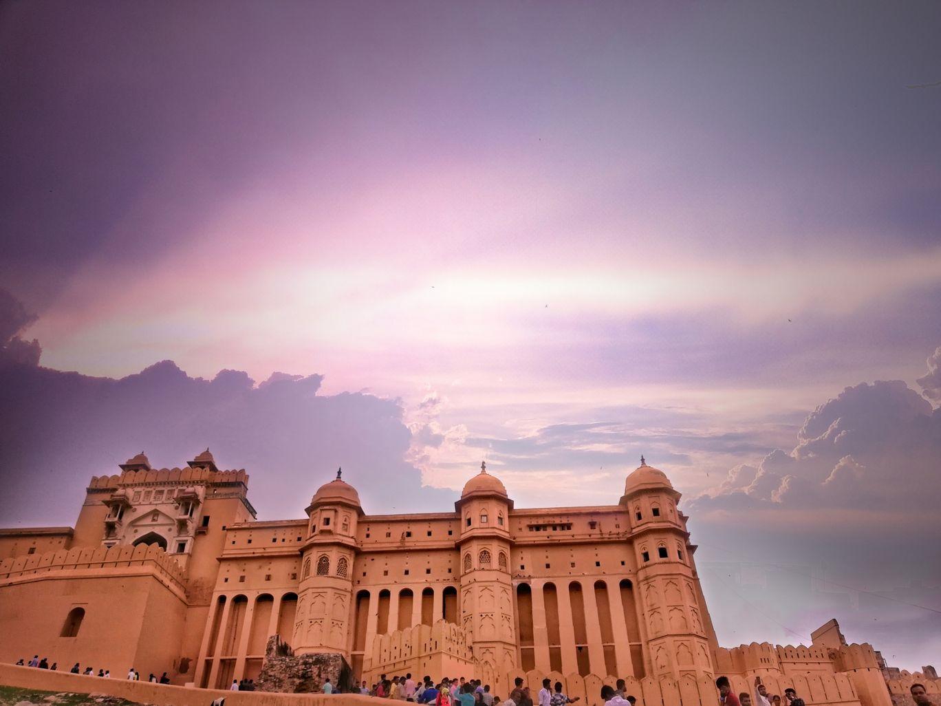 Photo of Amer Fort By PANKAJ GADHWAL