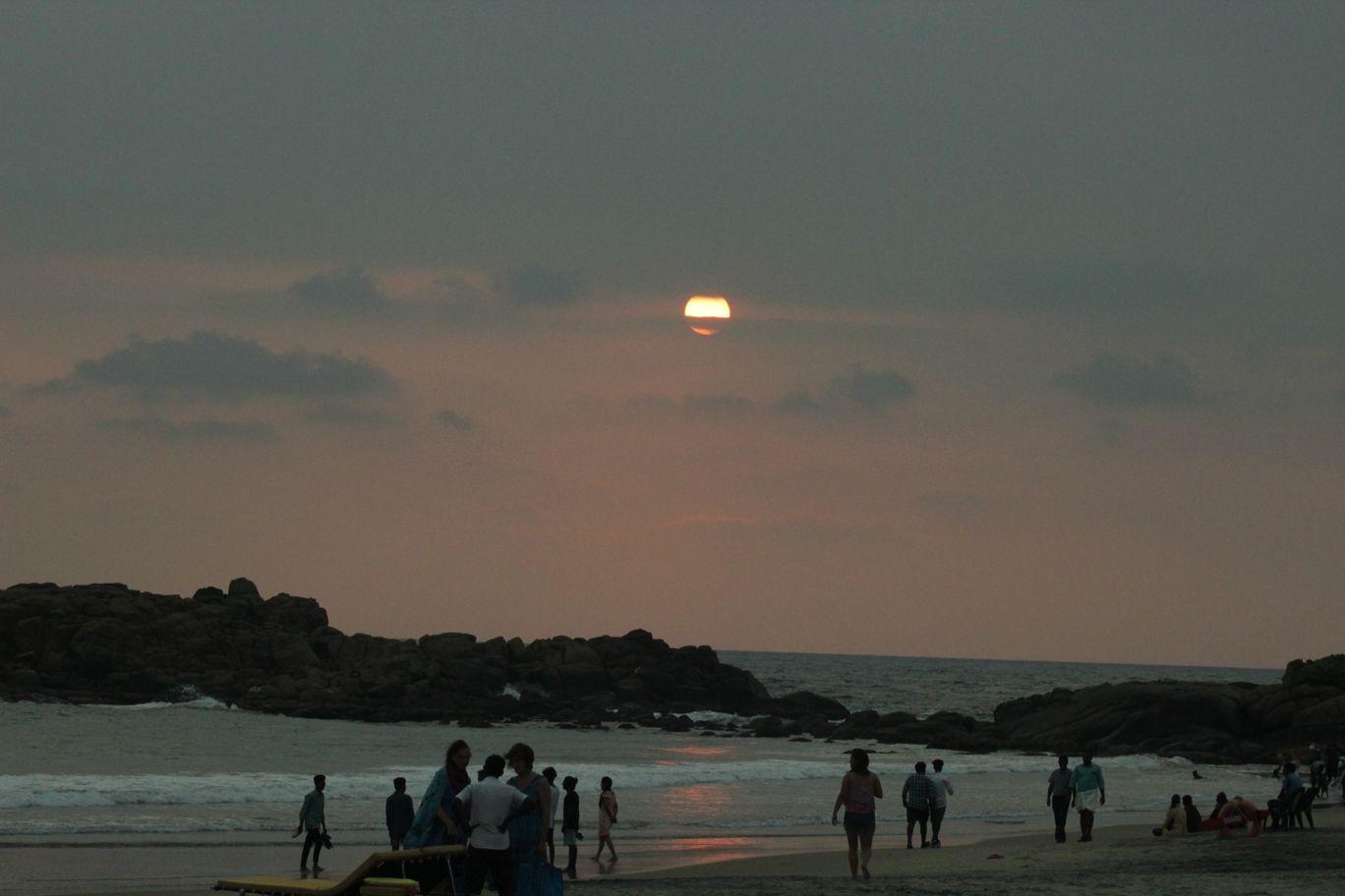 Photo of Kovalam Beach By Amarjith Vinod