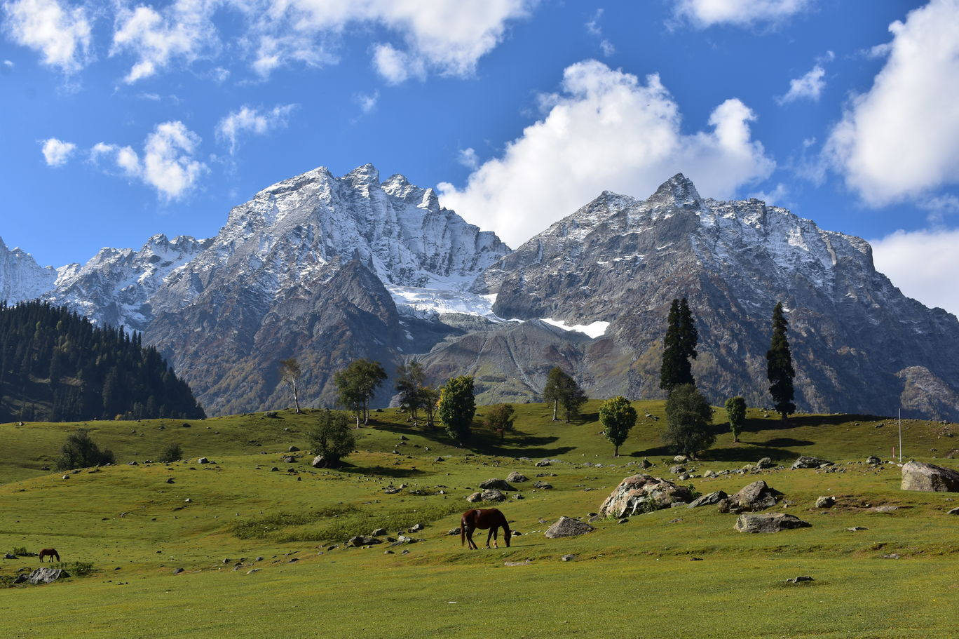 Photo of Sonamarg By Chethan Gowda B.M