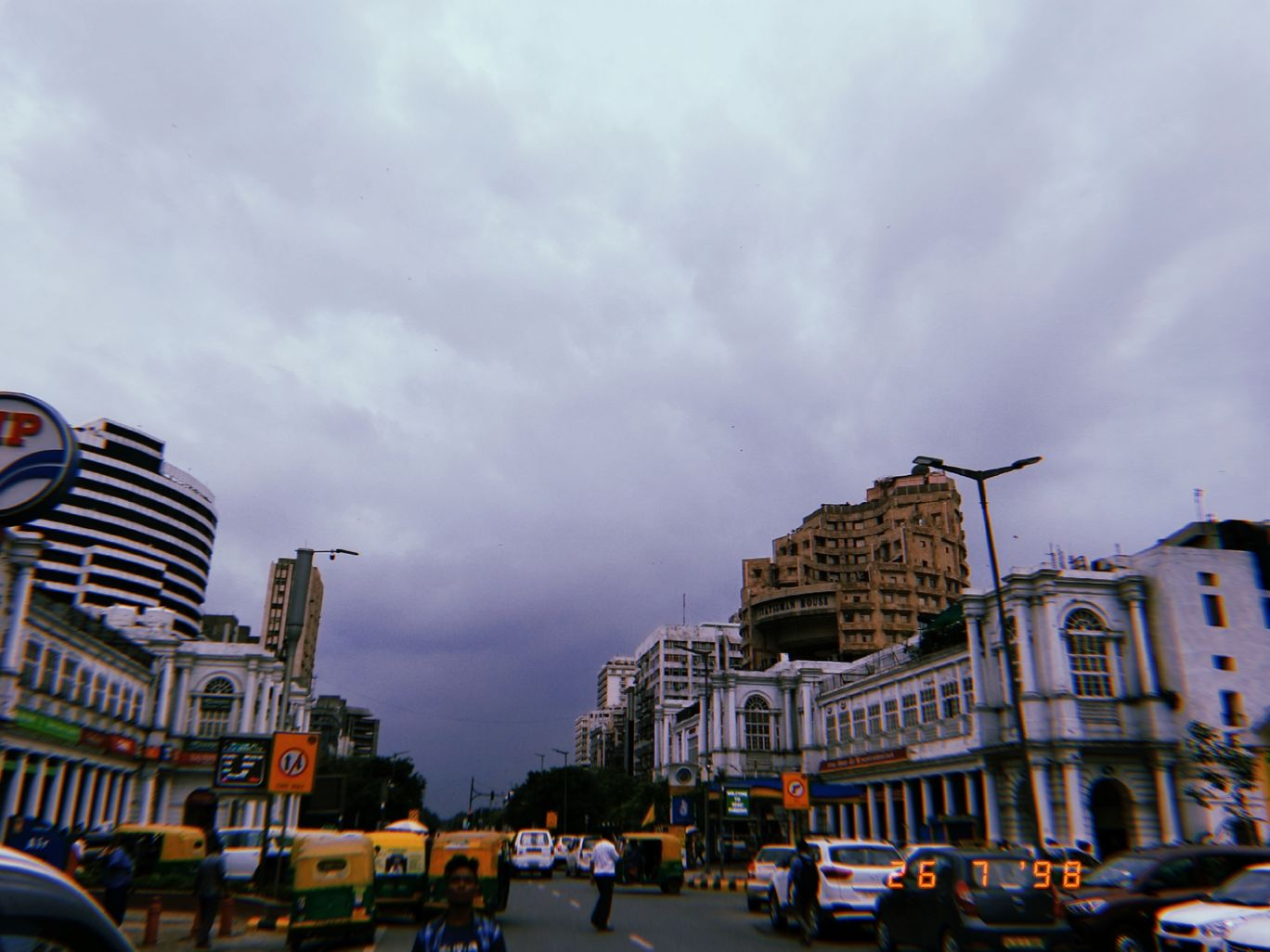 Photo of Connaught Place By pankaj verma