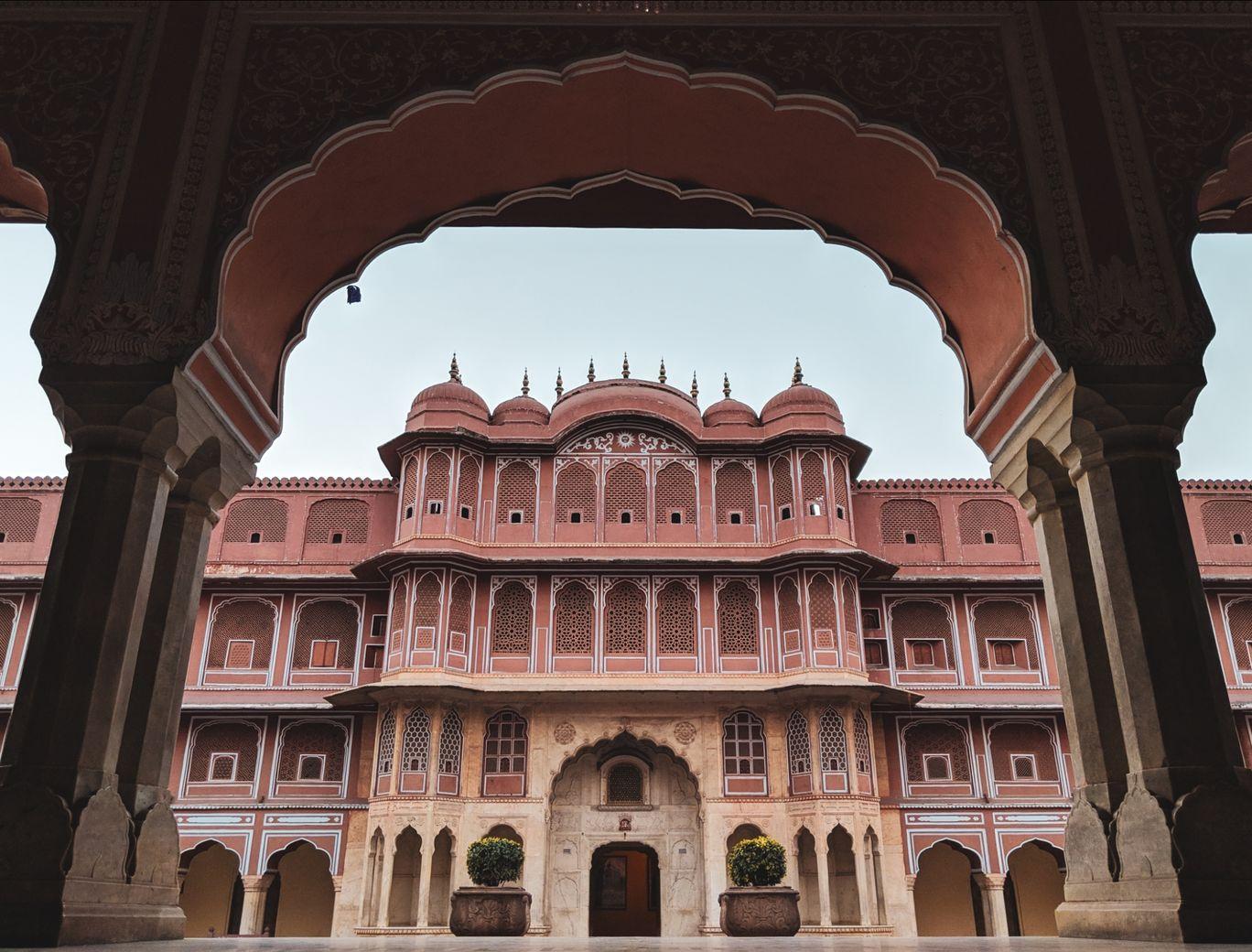 Photo of City Palace By Dinu Rv