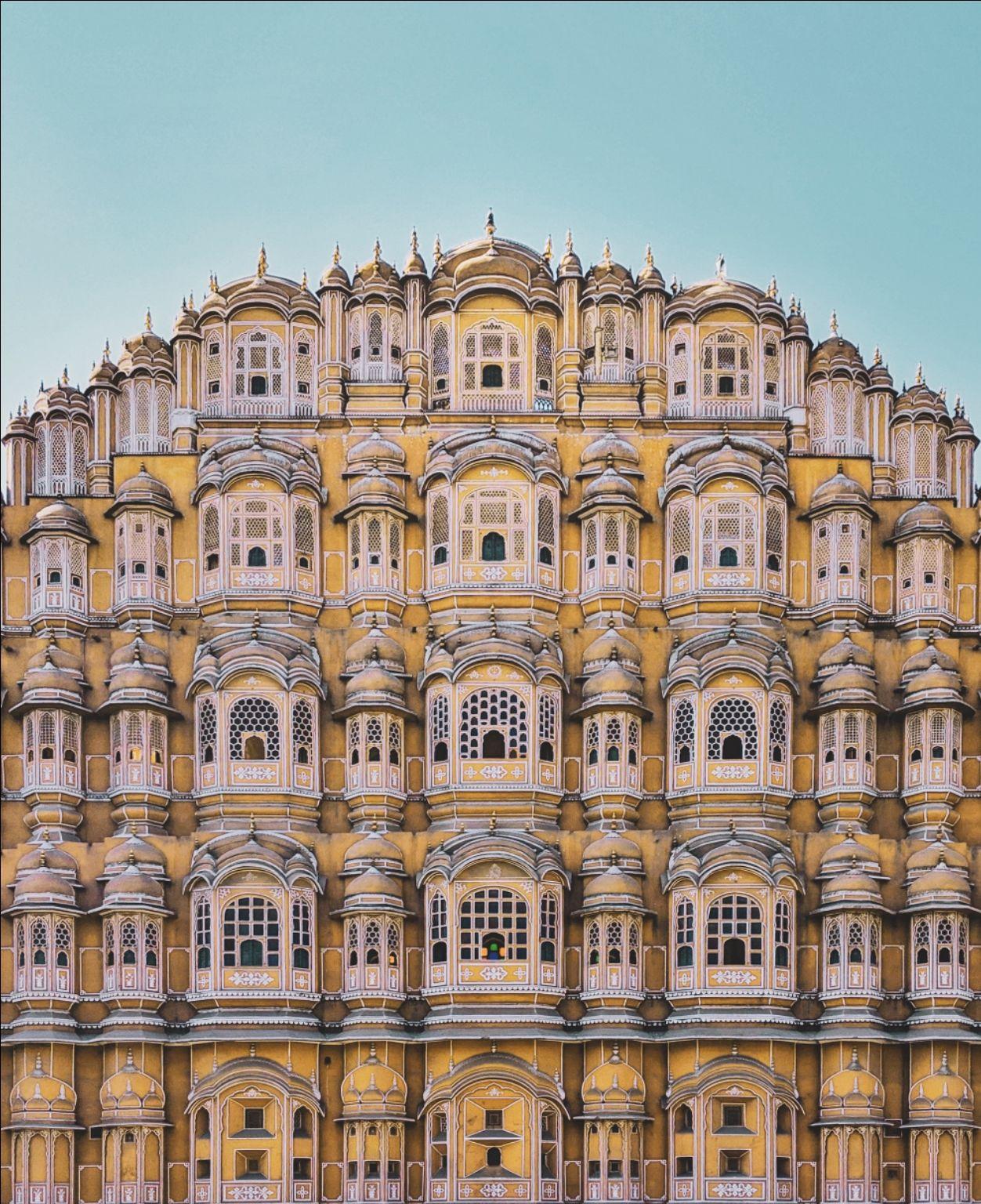 Photo of Hawa Mahal By Dinu Rv
