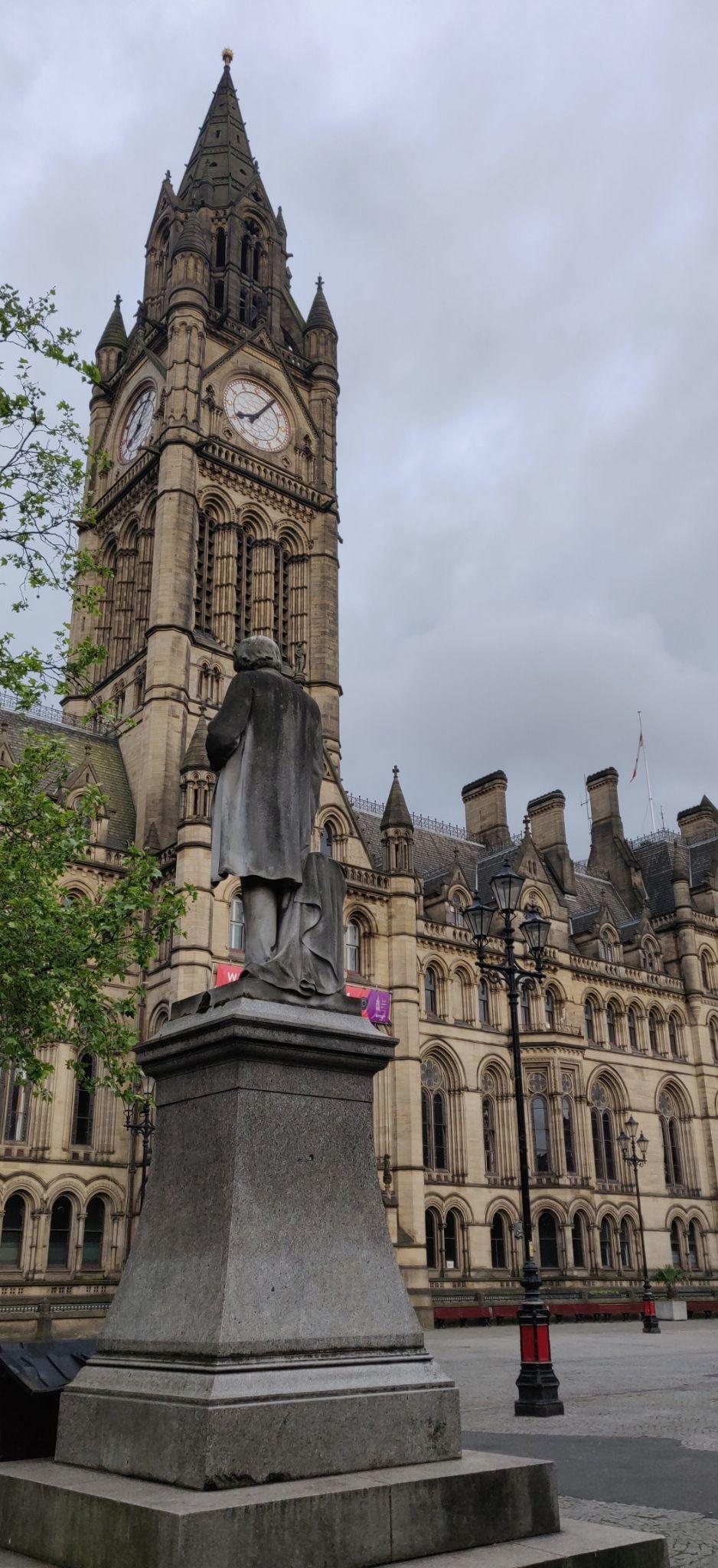 Photo of Manchester By Aditya Malik