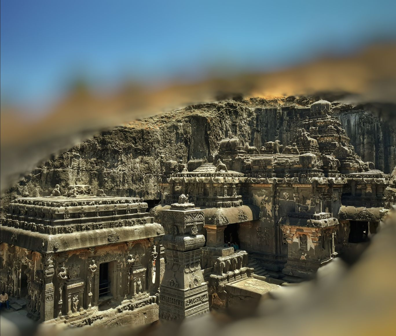Photo of Kailasa Temple By Raman Singh