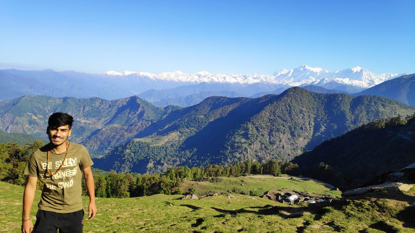 Photo of Chopta Tungnath Chandrashila Trekking By Prateek Paliwal