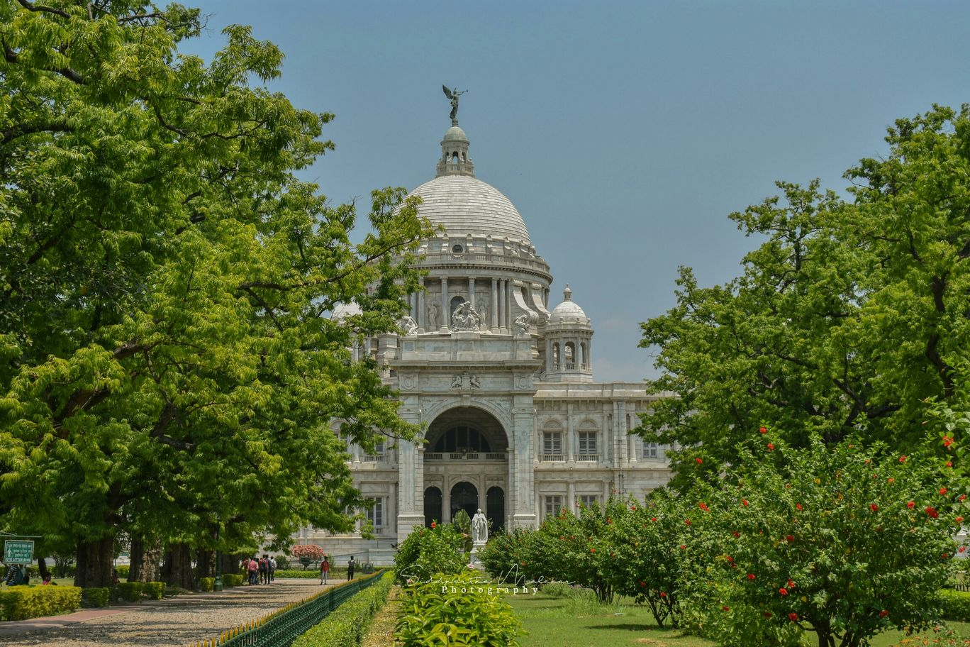 Photo of Victoria Memorial By Siddhartha Malakar