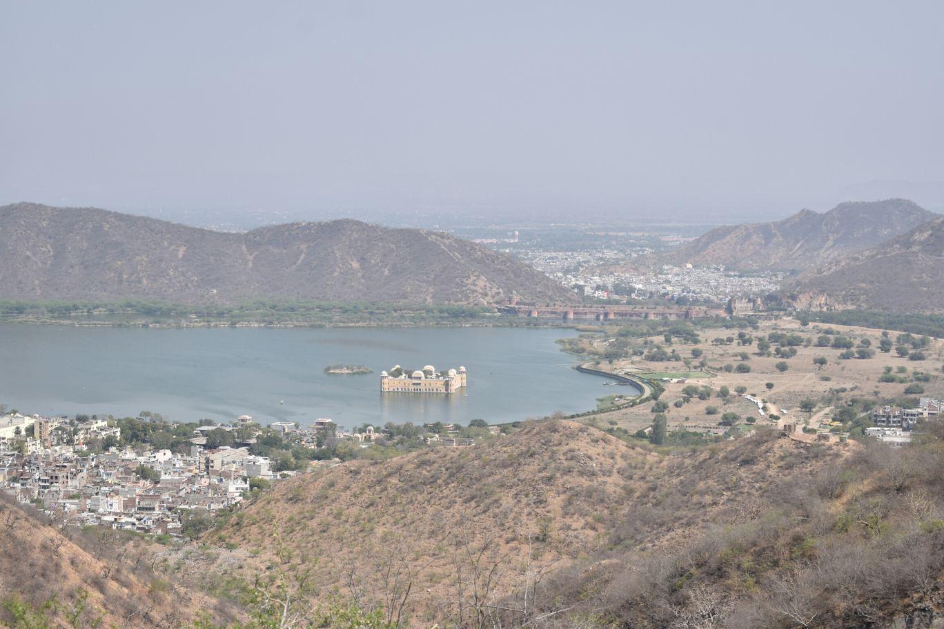 Photo of Man Sagar Lake By Vishnu Thavara