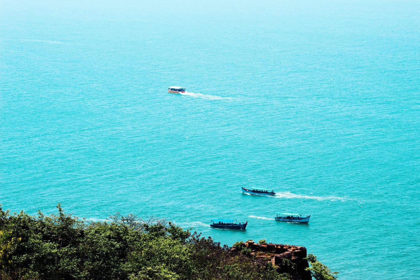 Photo of Aguada Fort Area By Anil Sirapu