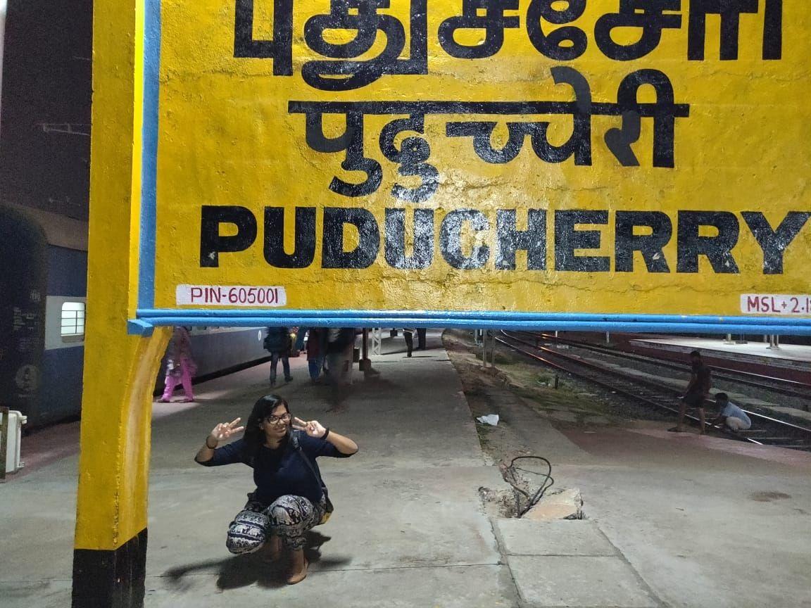 Photo of Pondicherry By Varsha Chitray